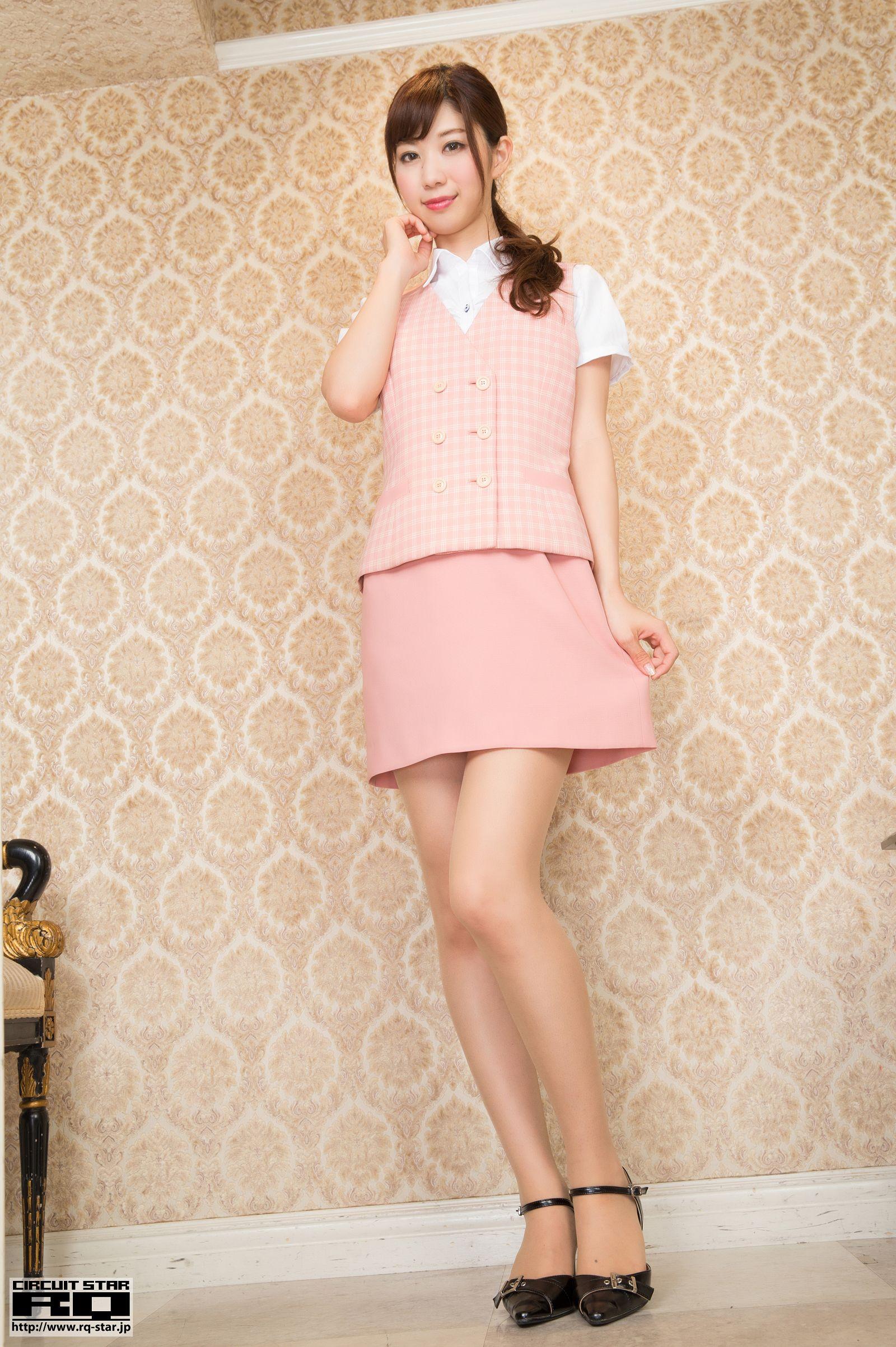 [RQ STAR美女] NO.01044 Chimu ちむ Office Lady[90P] RQ STAR 第1张