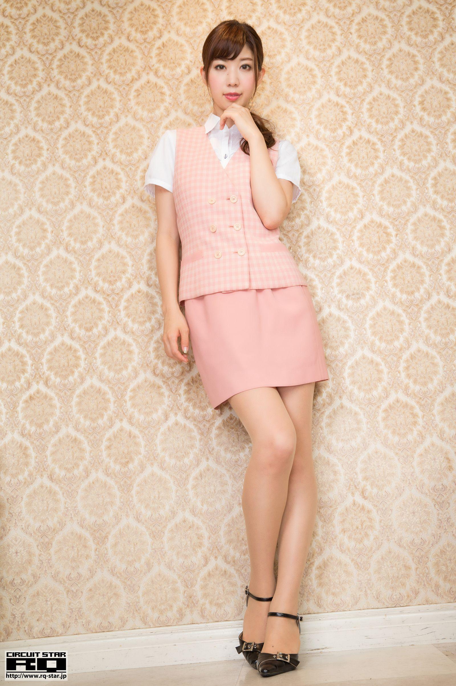 [RQ STAR美女] NO.01044 Chimu ちむ Office Lady[90P] RQ STAR 第2张