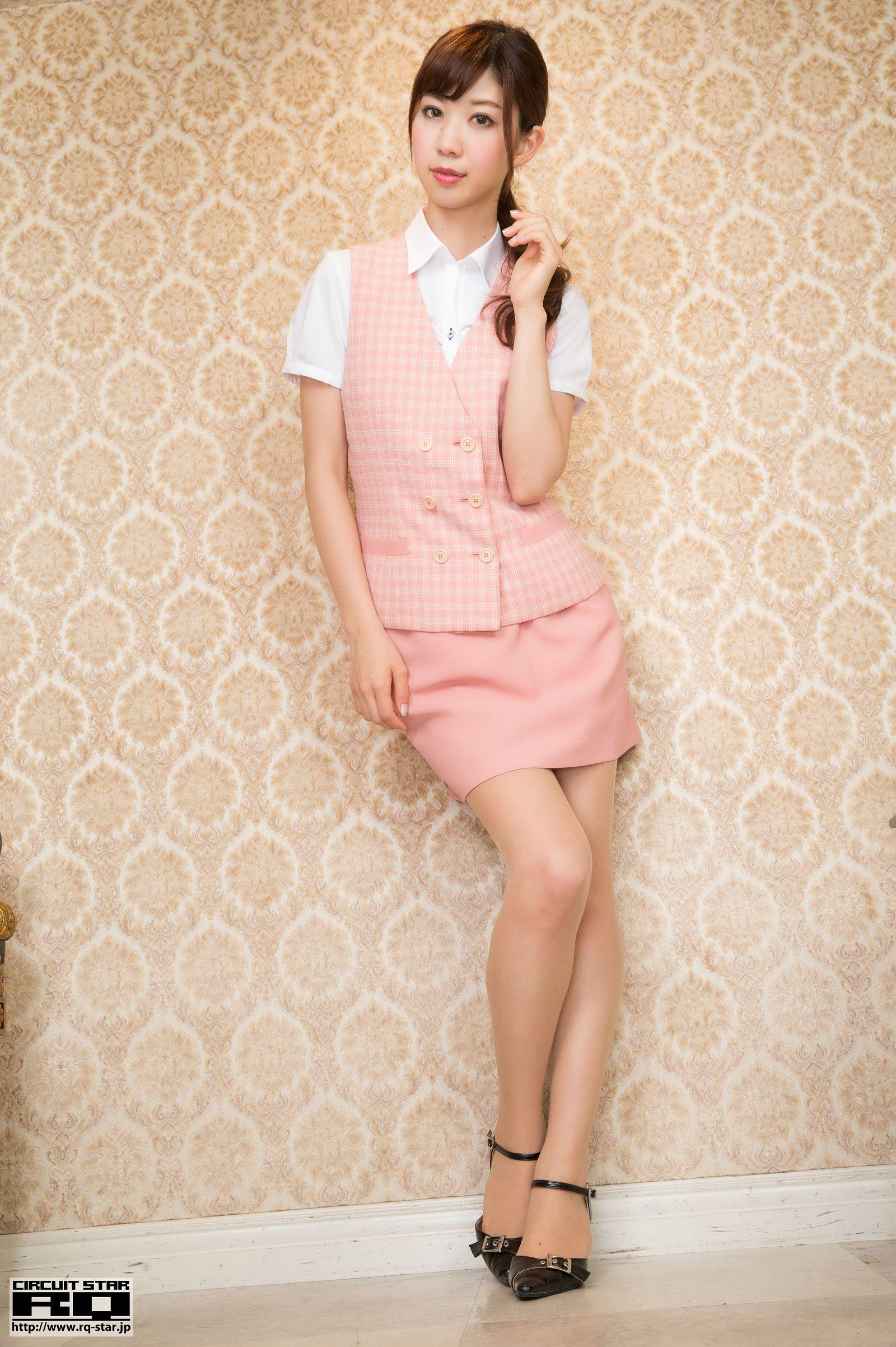[RQ STAR美女] NO.01044 Chimu ちむ Office Lady[90P] RQ STAR 第4张