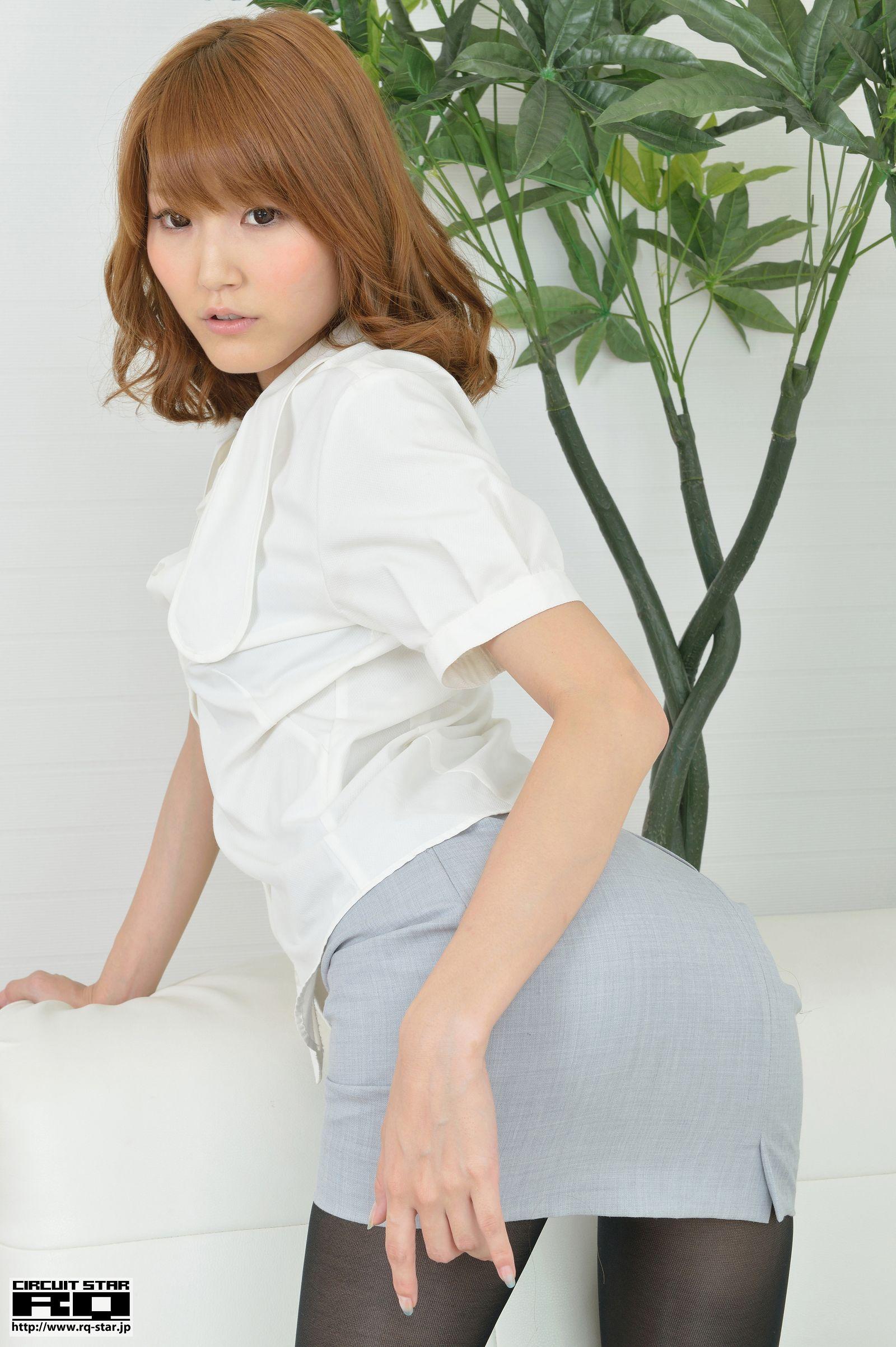 [RQ STAR美女] NO.01057 Aya Matsubayashi 松林彩 Office Lady[105P] RQ STAR 第4张