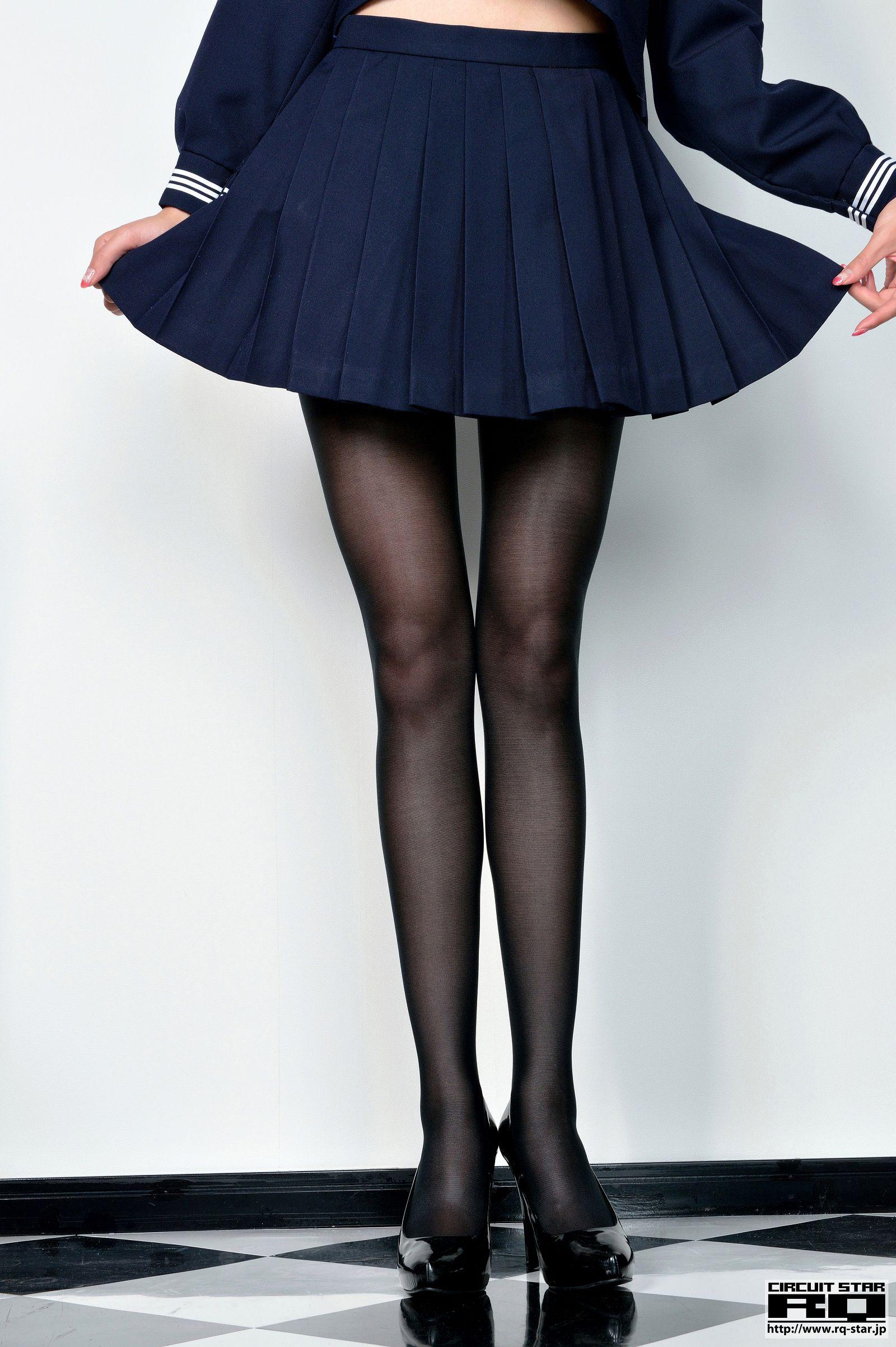 [RQ STAR美女] NO.01058 Miho Abe あべみほ School Girl[90P] RQ STAR 第3张