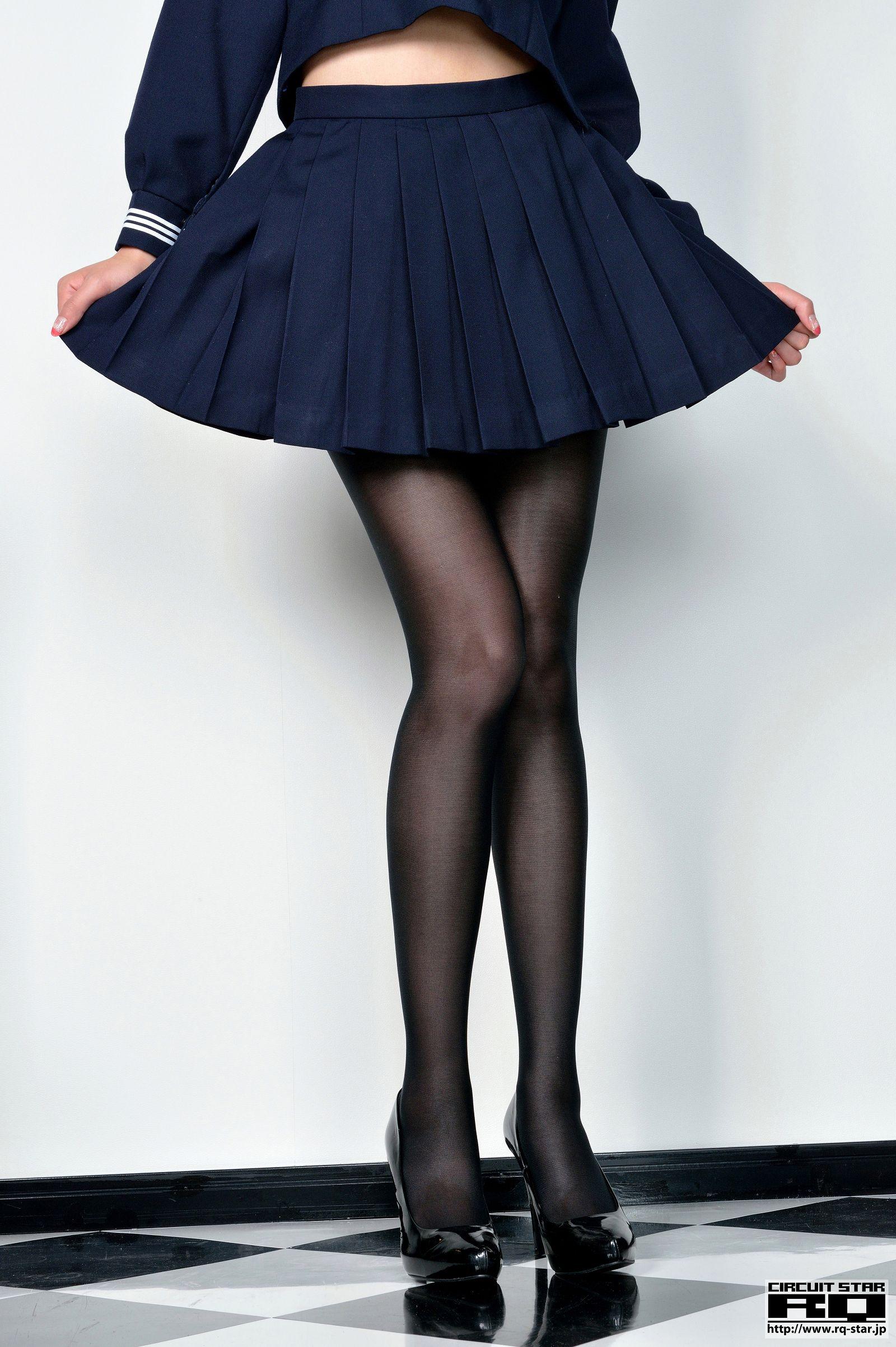 [RQ STAR美女] NO.01058 Miho Abe あべみほ School Girl[90P] RQ STAR 第4张
