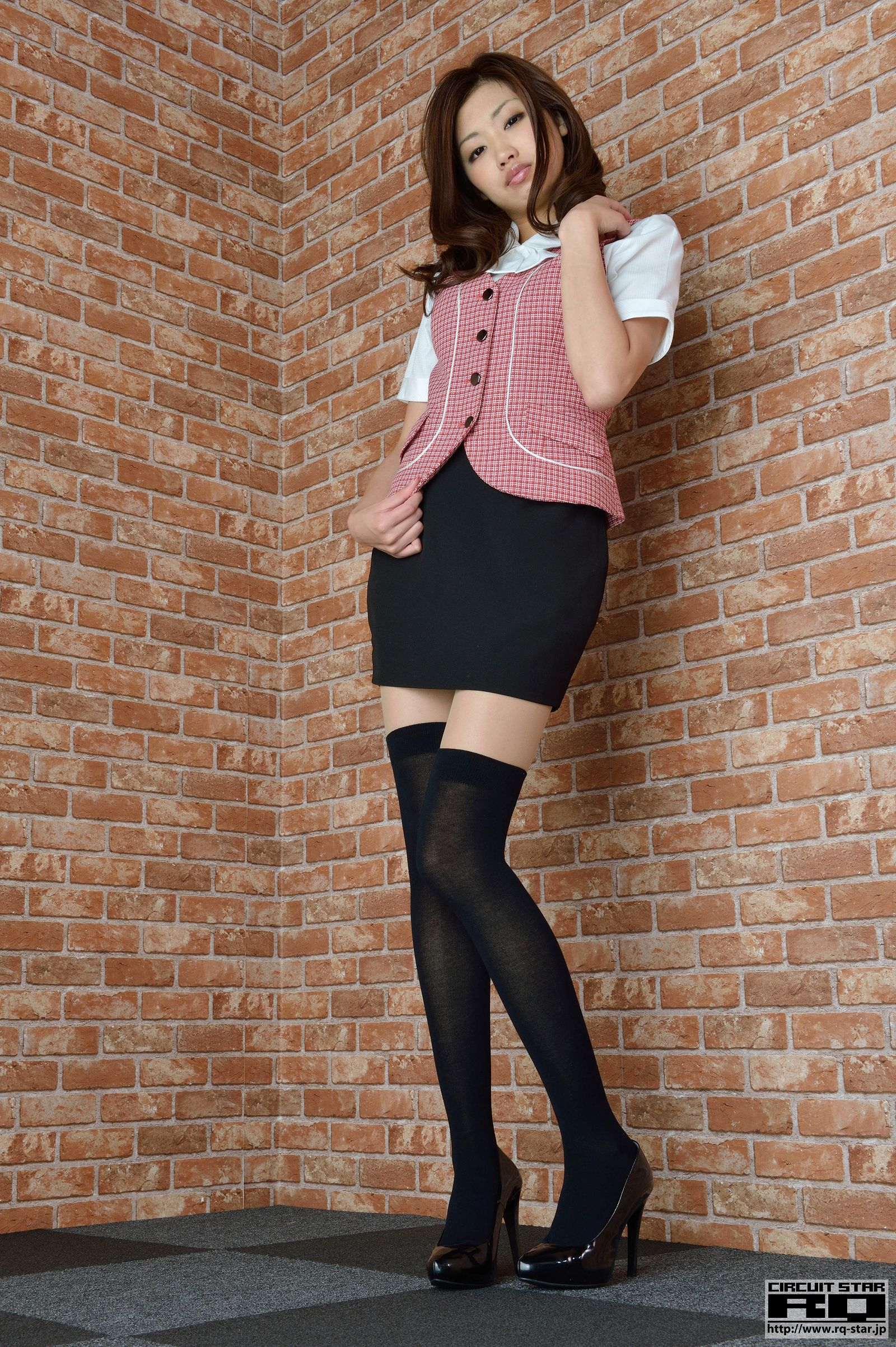 [RQ STAR美女] NO.01060 Miho Abe あべみほ Office Lady[100P] RQ STAR 第2张
