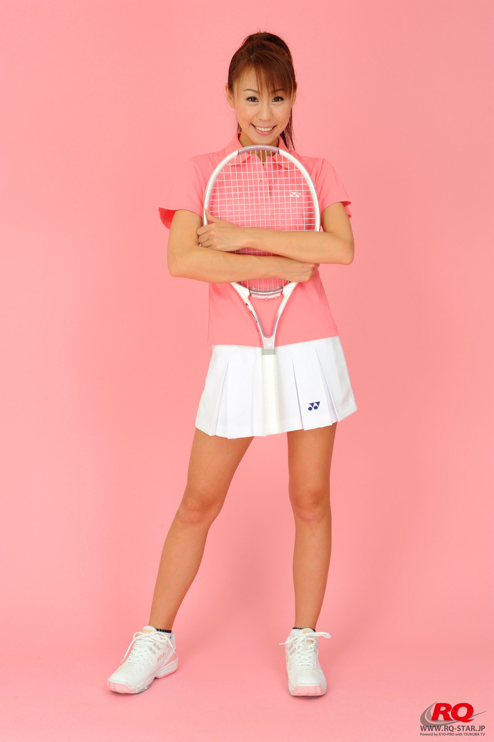 [RQ STAR美女] NO.01072 Mika Yokobe 横部実佳 Tennis Wear[90P] RQ STAR 第4张