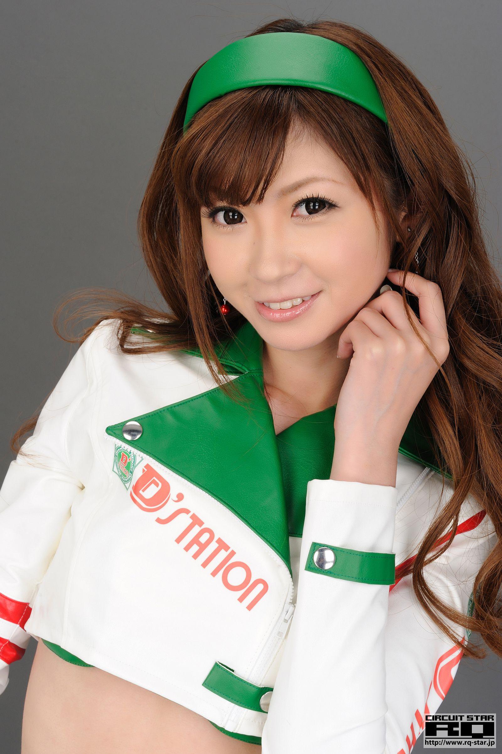 [RQ STAR美女] NO.01094 Airi Sasaki 佐崎愛里 Race Queen[105P] RQ STAR 第4张