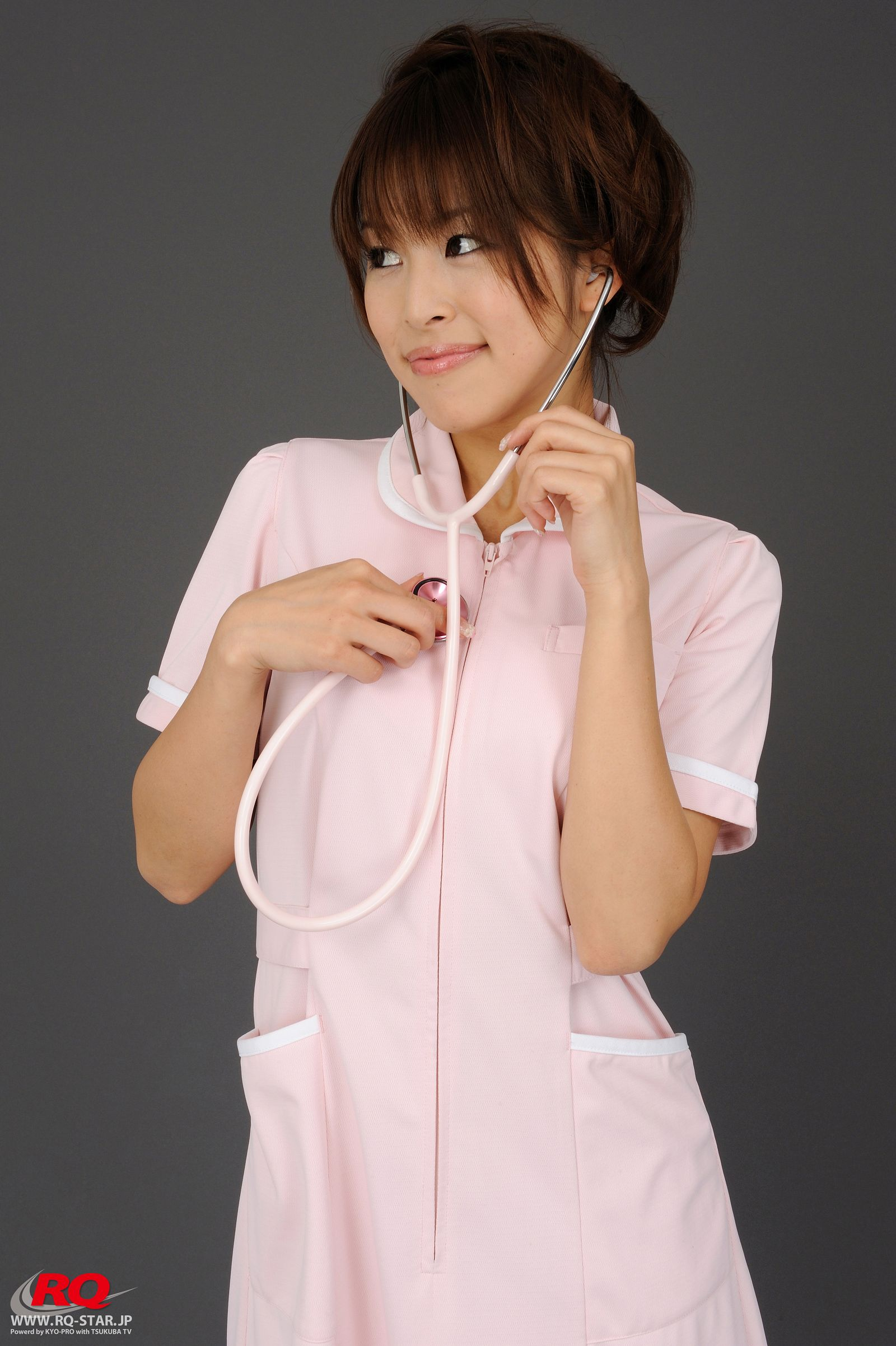[RQ STAR美女] NO.01100 Umi Kurihara 栗原海 Nurse Costume[72P] RQ STAR 第4张