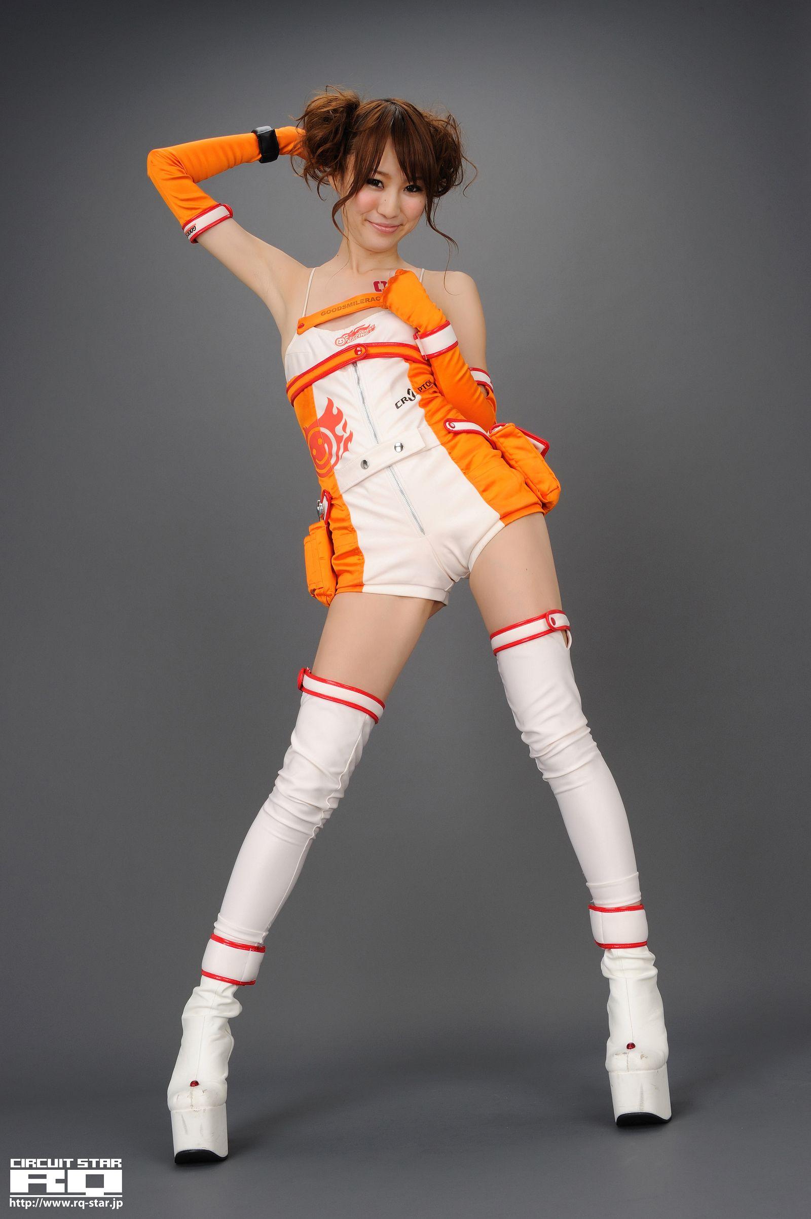 [RQ STAR美女] NO.01113 Shihomi Ogoshi 小越しほみ Race Queen[62P] RQ STAR 第4张