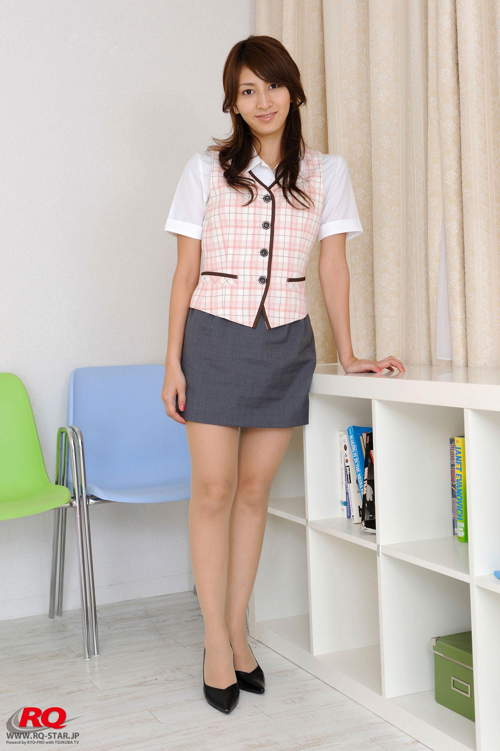 [RQ STAR美女] NO.01115 山崎友華[45P] RQ STAR 第1张