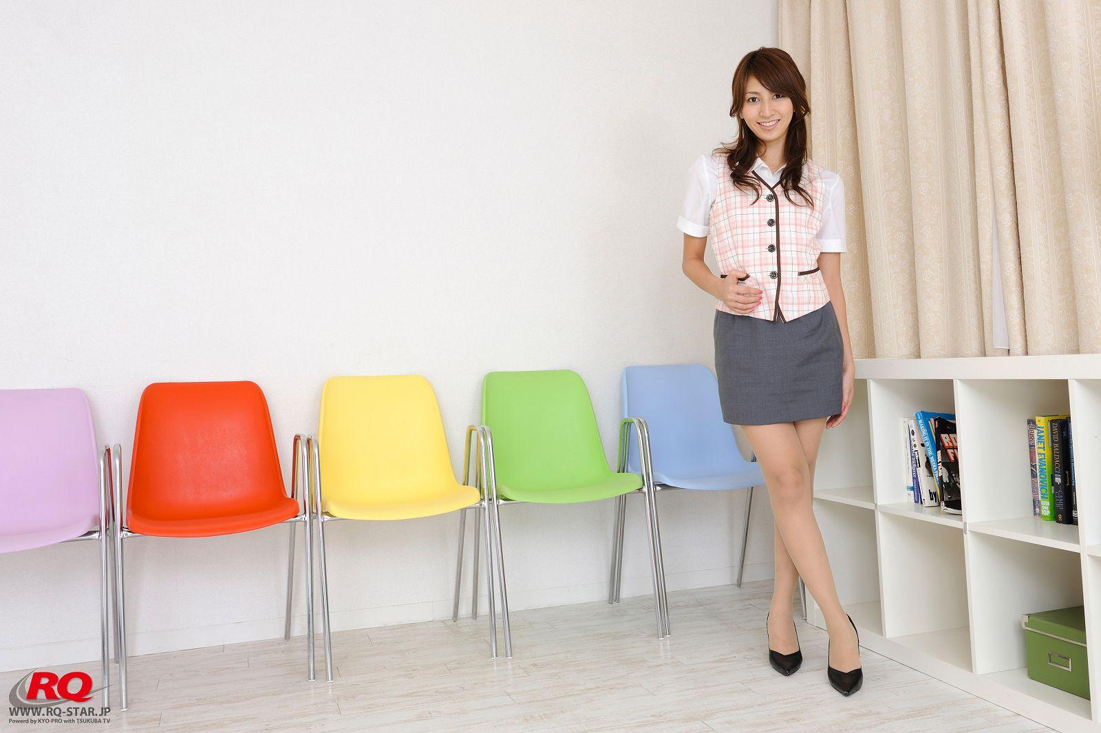 [RQ STAR美女] NO.01115 山崎友華[45P] RQ STAR 第3张