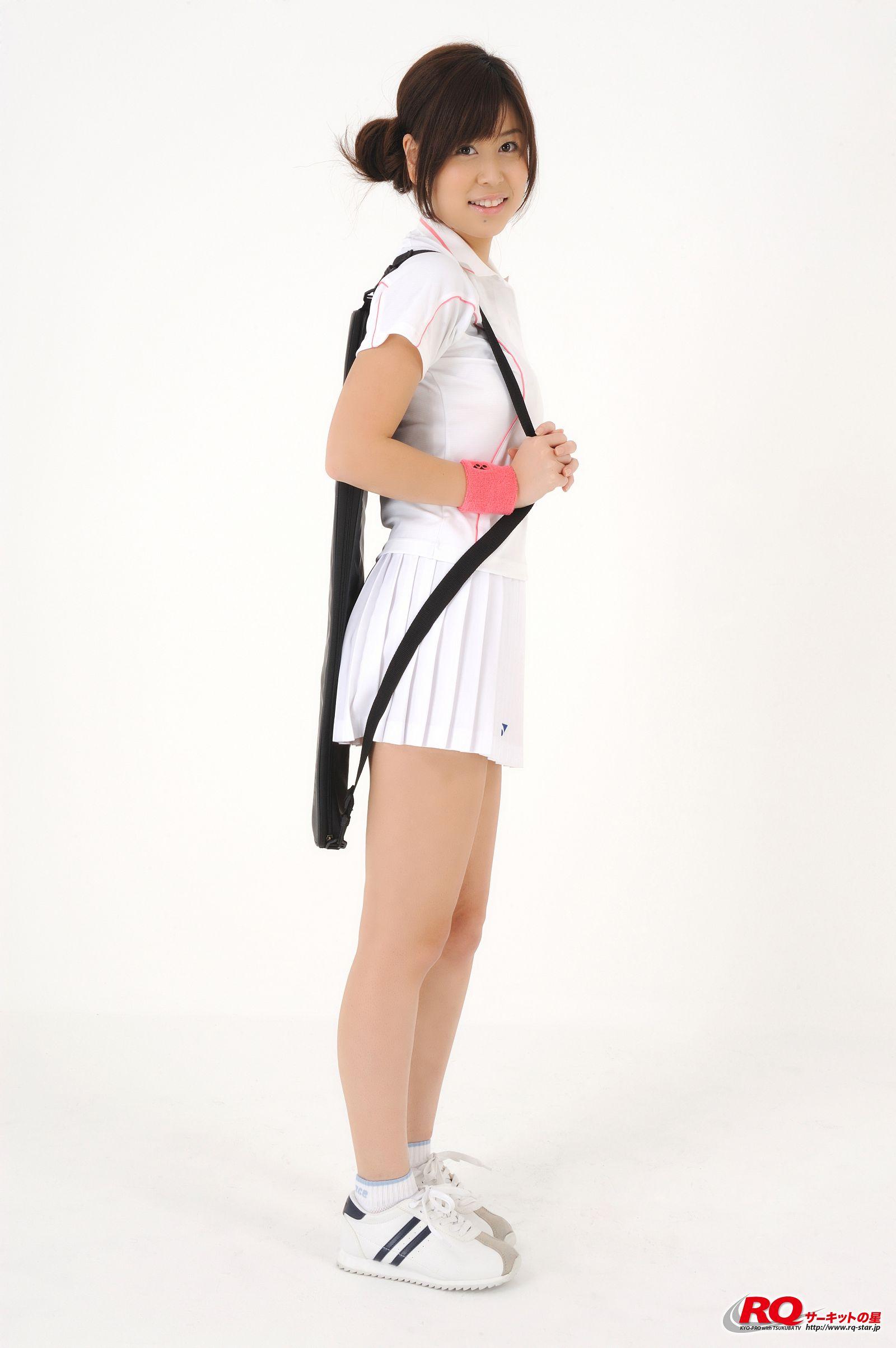 [RQ STAR美女] NO.01120 Airi Nagasaku 永作あいり Tennis Wea[50P] RQ STAR 第1张