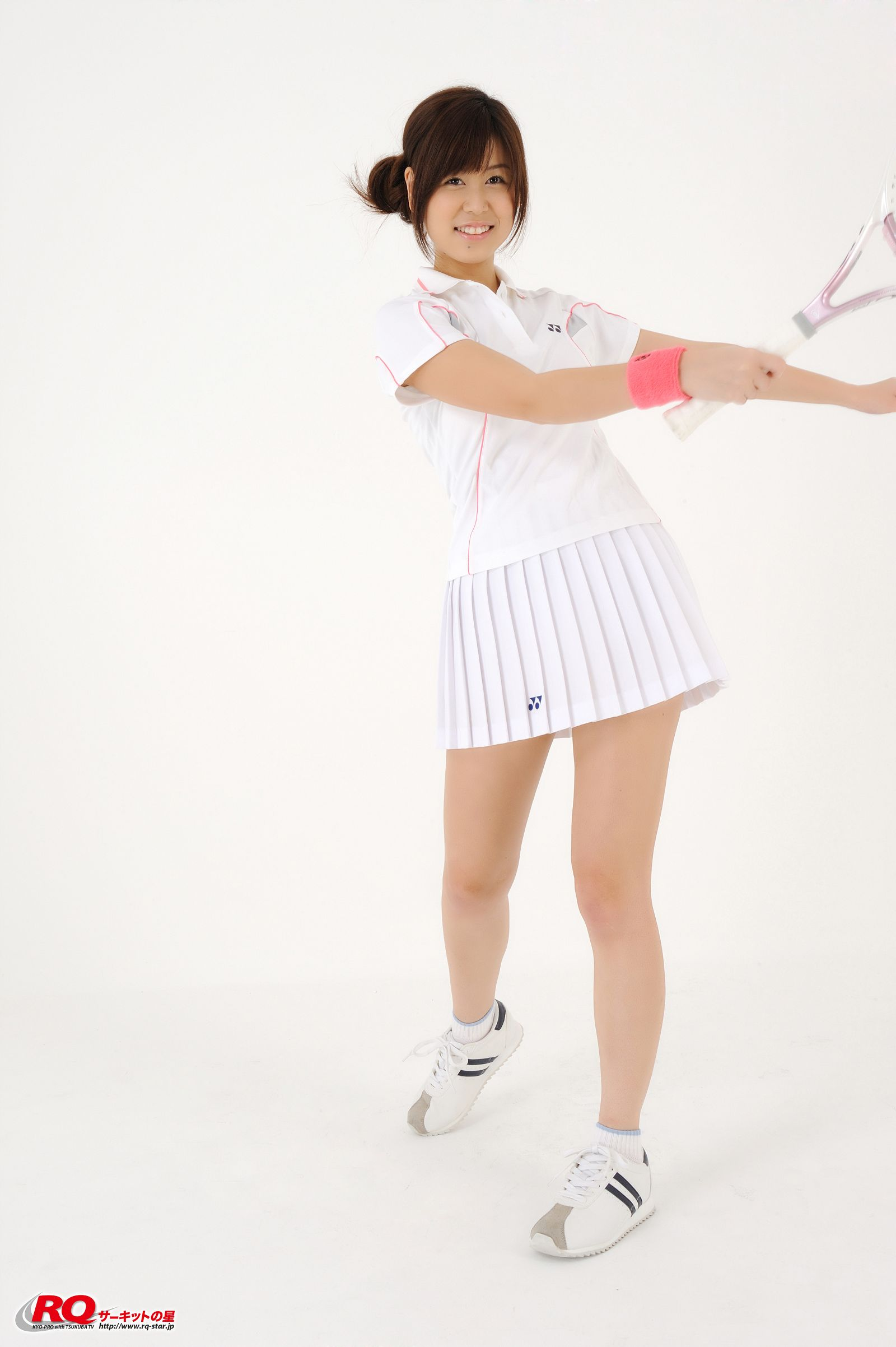 [RQ STAR美女] NO.01120 Airi Nagasaku 永作あいり Tennis Wea[50P] RQ STAR 第2张
