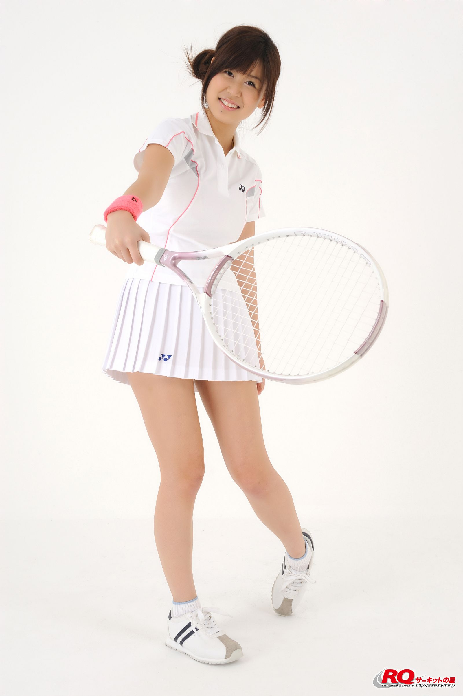[RQ STAR美女] NO.01120 Airi Nagasaku 永作あいり Tennis Wea[50P] RQ STAR 第3张