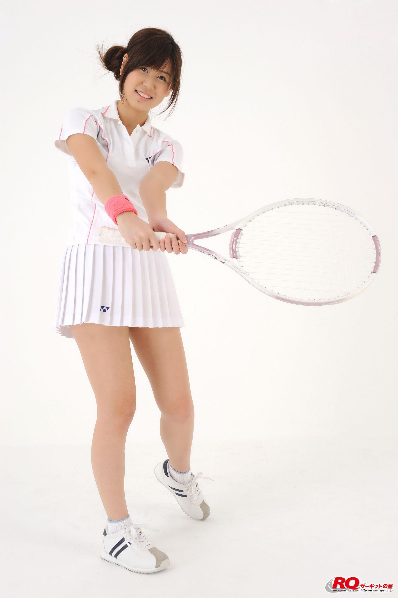 [RQ STAR美女] NO.01120 Airi Nagasaku 永作あいり Tennis Wea[50P] RQ STAR 第4张
