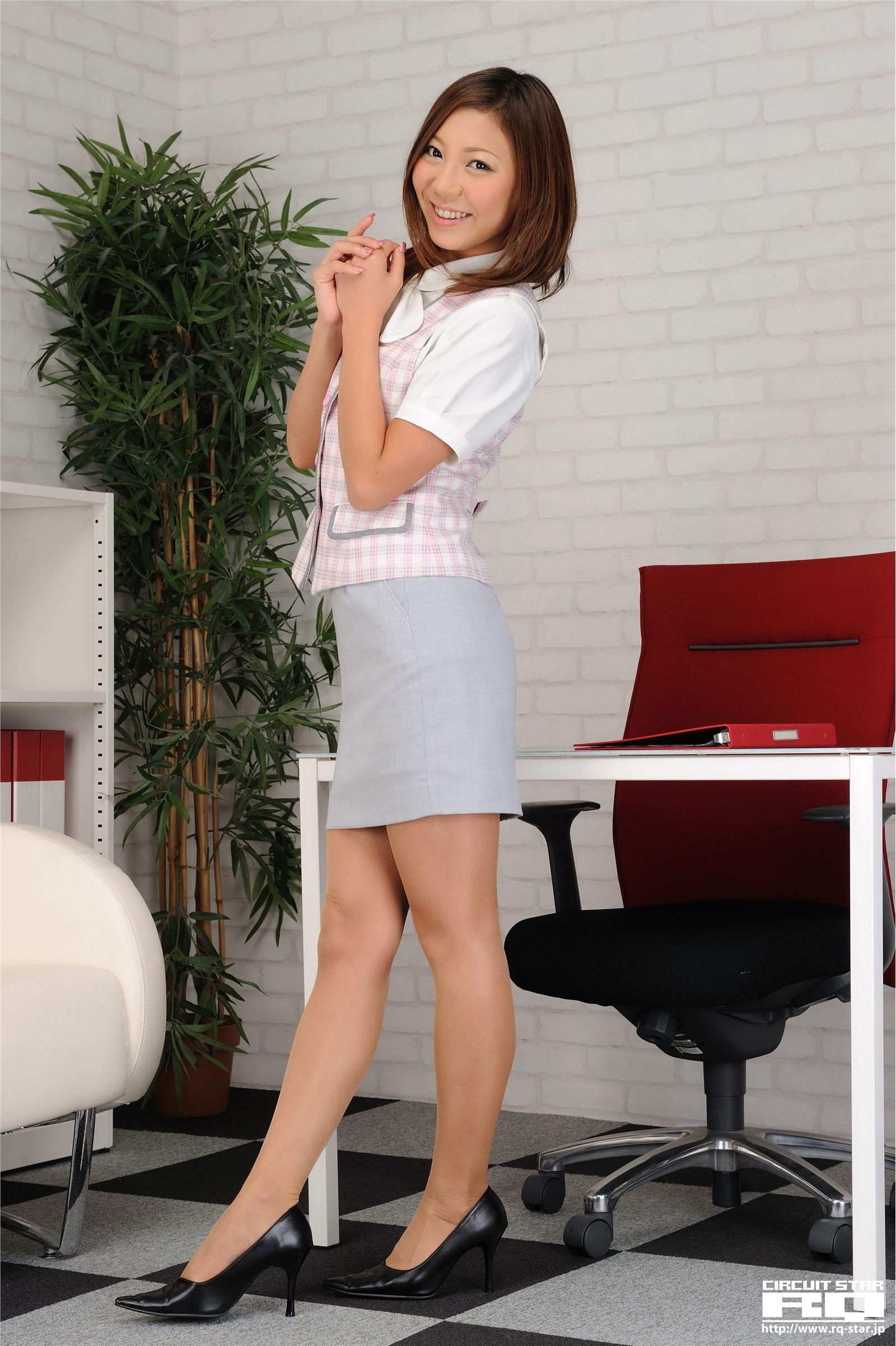 [RQ STAR美女] NO.01132 Ayami あやみ Office Lady[120P] RQ STAR 第2张