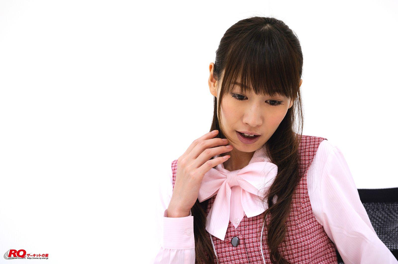 [RQ STAR美女] NO.0114 Rina Yamamoto 山本里奈 Office Lady[68P] RQ STAR 第1张