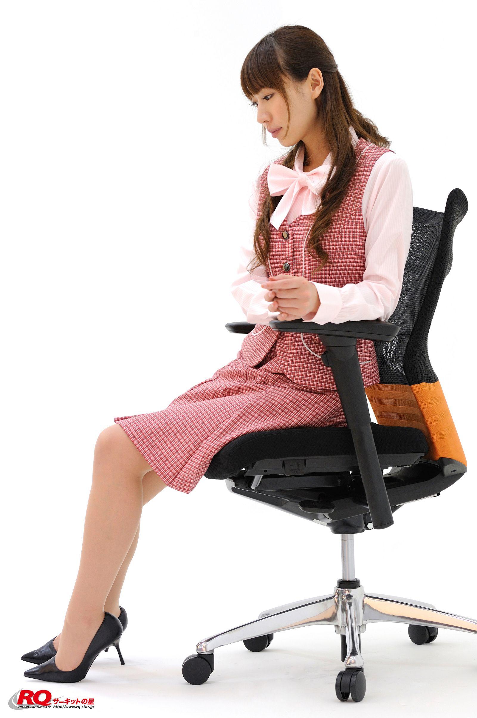 [RQ STAR美女] NO.0114 Rina Yamamoto 山本里奈 Office Lady[68P] RQ STAR 第2张