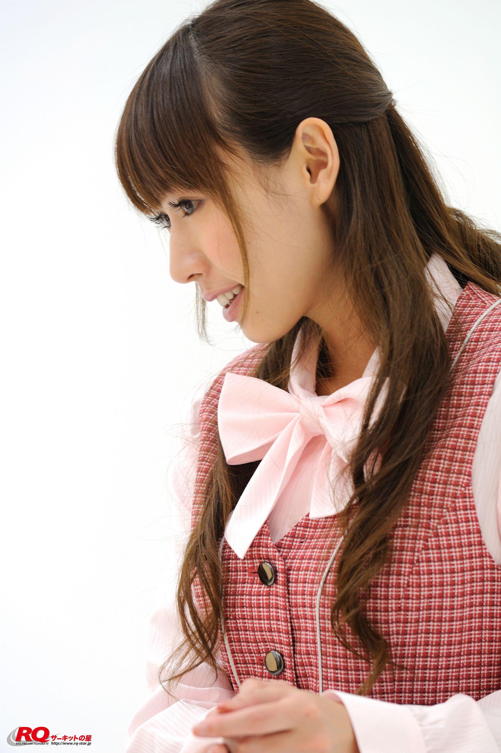 [RQ STAR美女] NO.0114 Rina Yamamoto 山本里奈 Office Lady[68P] RQ STAR 第4张