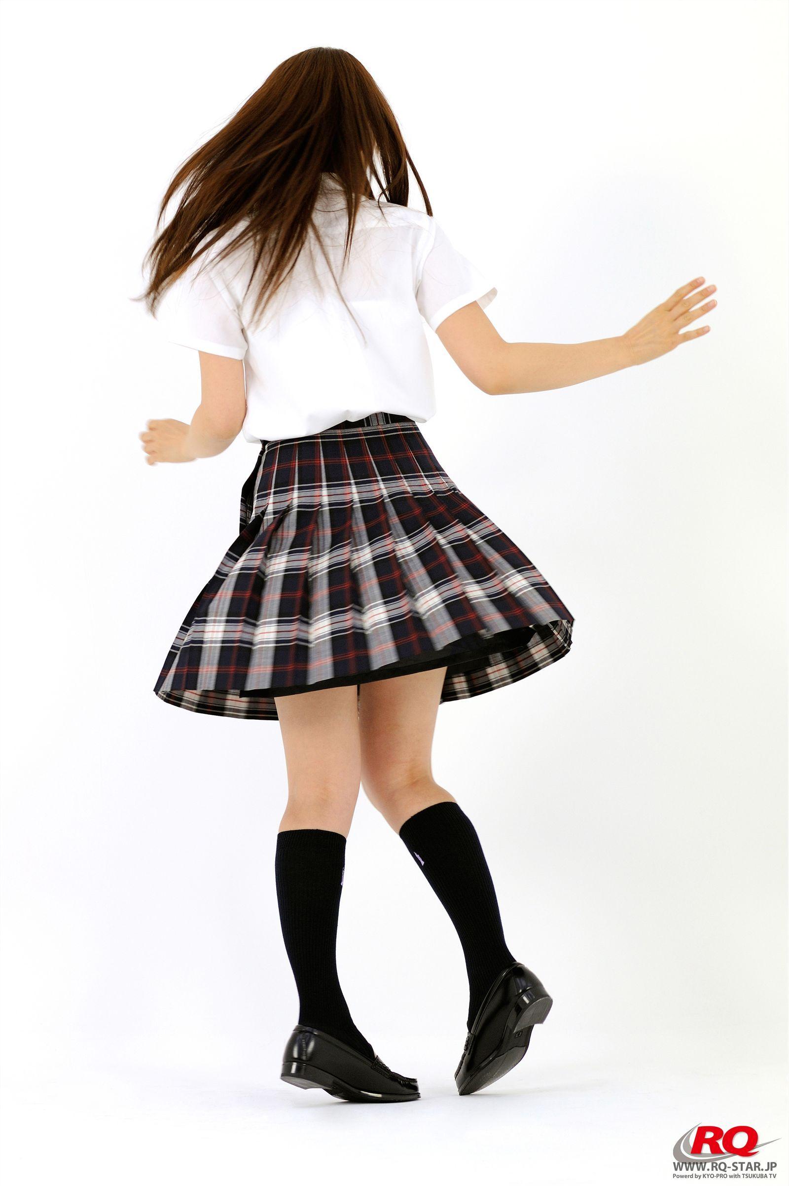 [RQ STAR美女] NO.01148 Rena Sawai 澤井玲菜 Student Style[40P] RQ STAR 第1张
