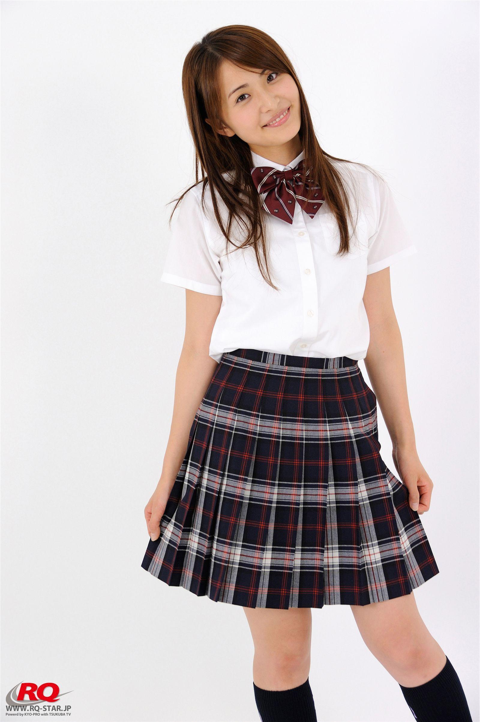 [RQ STAR美女] NO.01148 Rena Sawai 澤井玲菜 Student Style[40P] RQ STAR 第2张