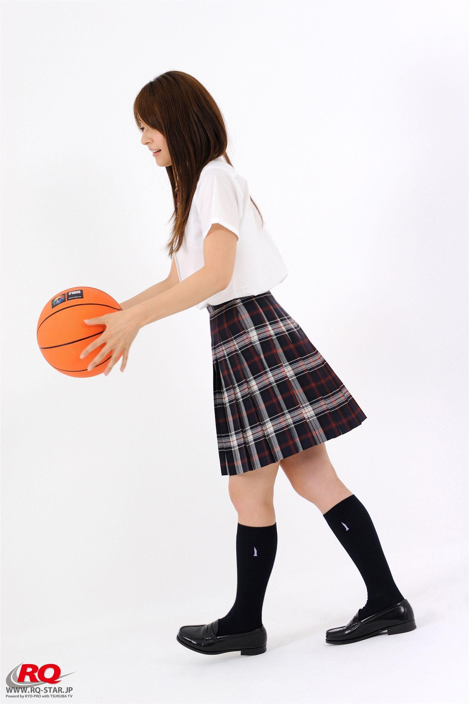 [RQ STAR美女] NO.01148 Rena Sawai 澤井玲菜 Student Style[40P] RQ STAR 第3张