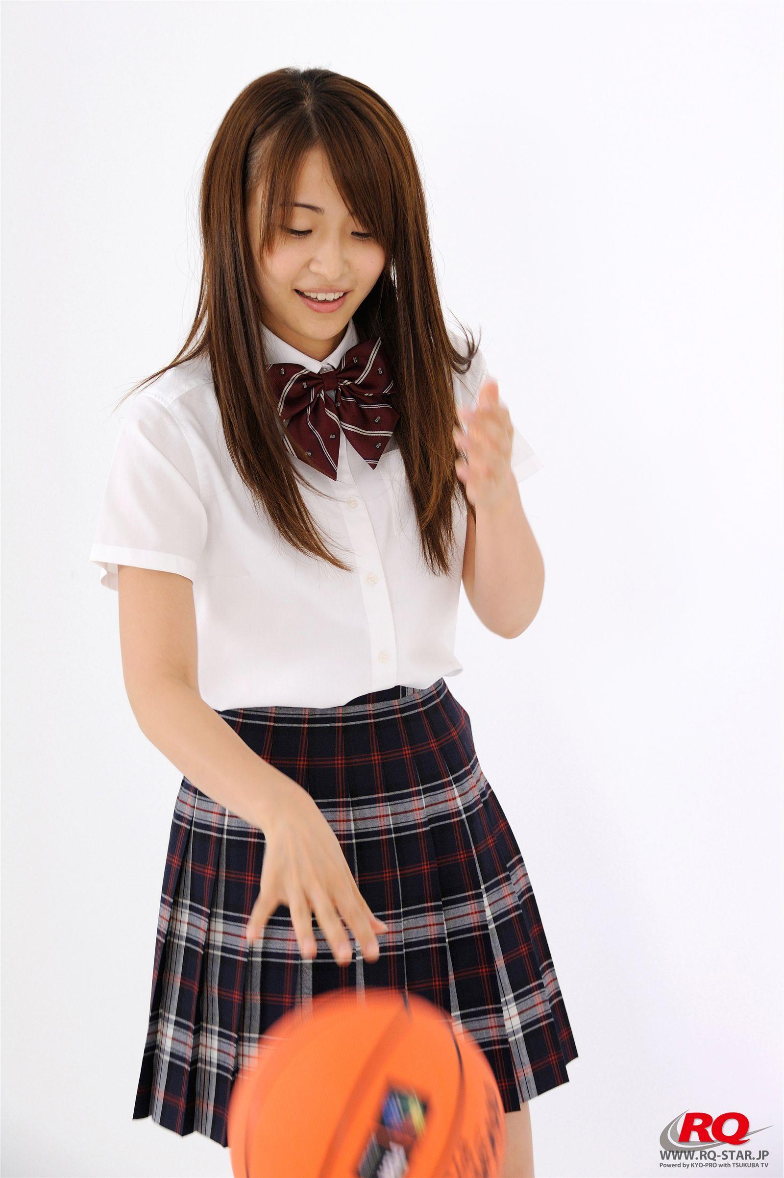 [RQ STAR美女] NO.01148 Rena Sawai 澤井玲菜 Student Style[40P] RQ STAR 第4张