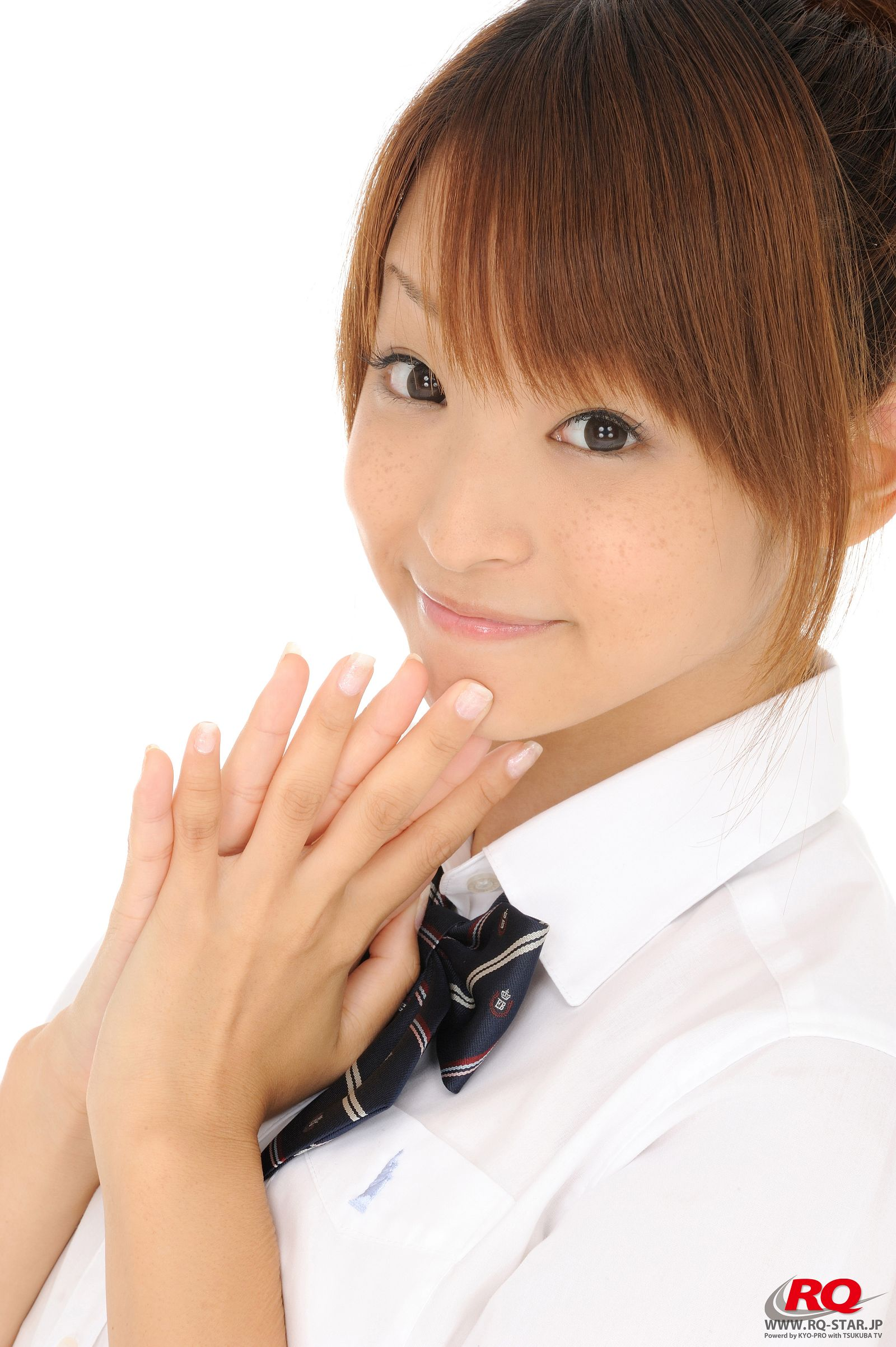 [RQ STAR美女] NO.01152 Mio Aoki 青木未央 Student Style[50P] RQ STAR 第2张