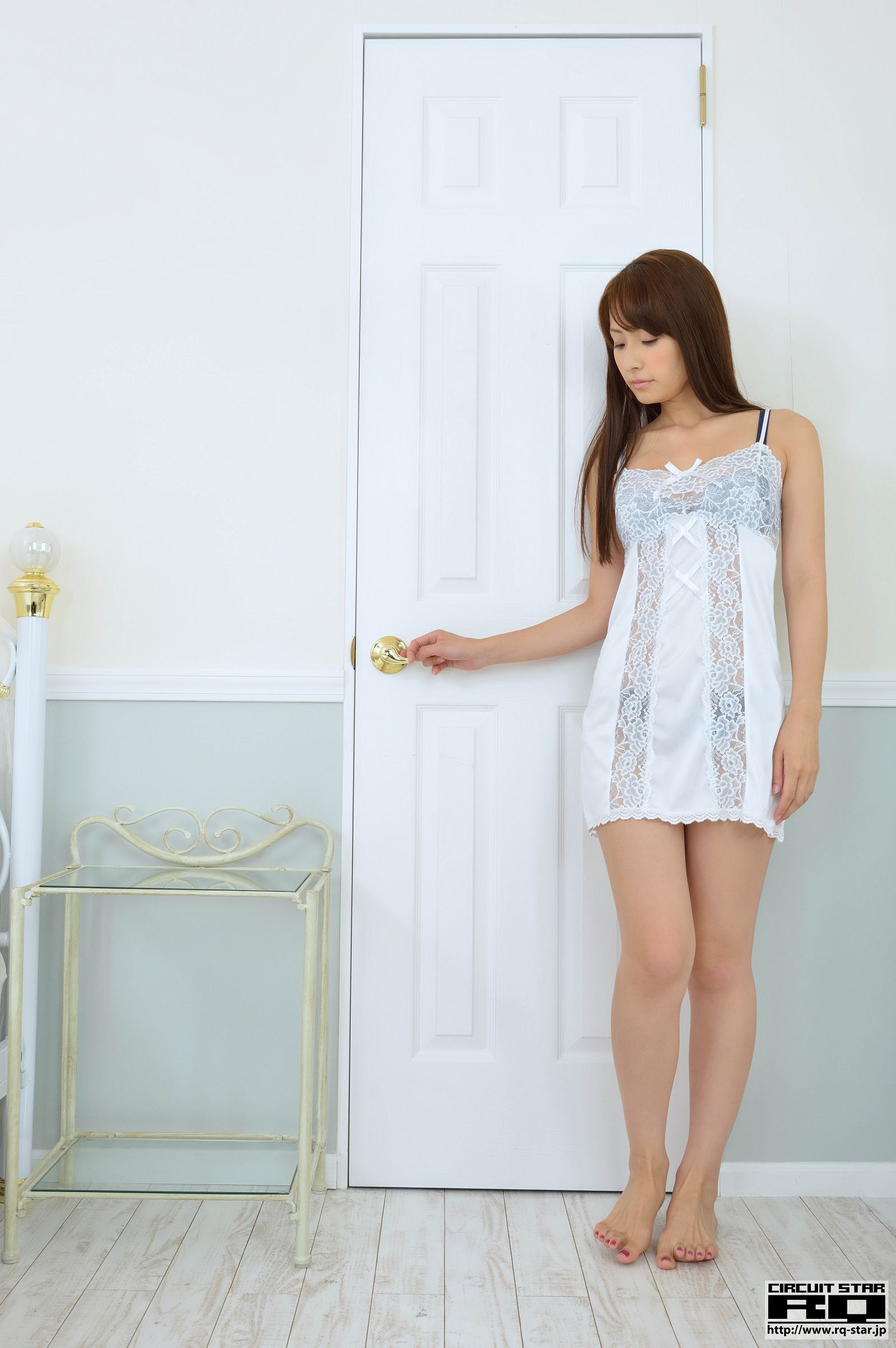 [RQ STAR美女] NO.01173 Rena Sawai 澤井玲菜 Pajamas[100P] RQ STAR 第1张