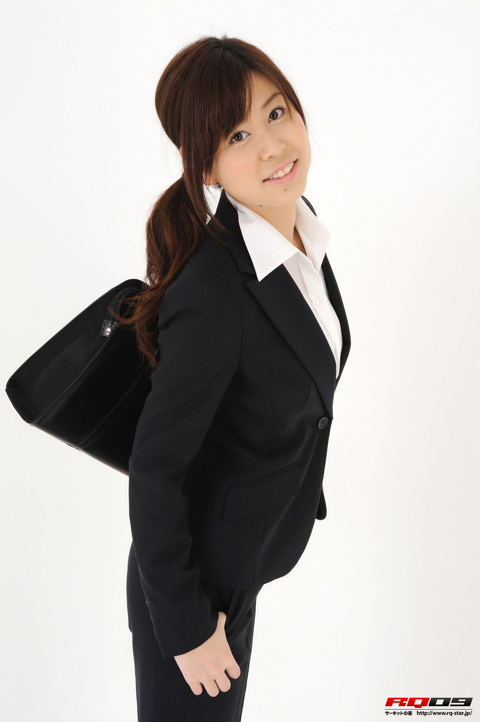 [RQ STAR美女] NO.0137 Airi Nagasaku 永作あいり Recruit Style[50P] RQ STAR 第4张