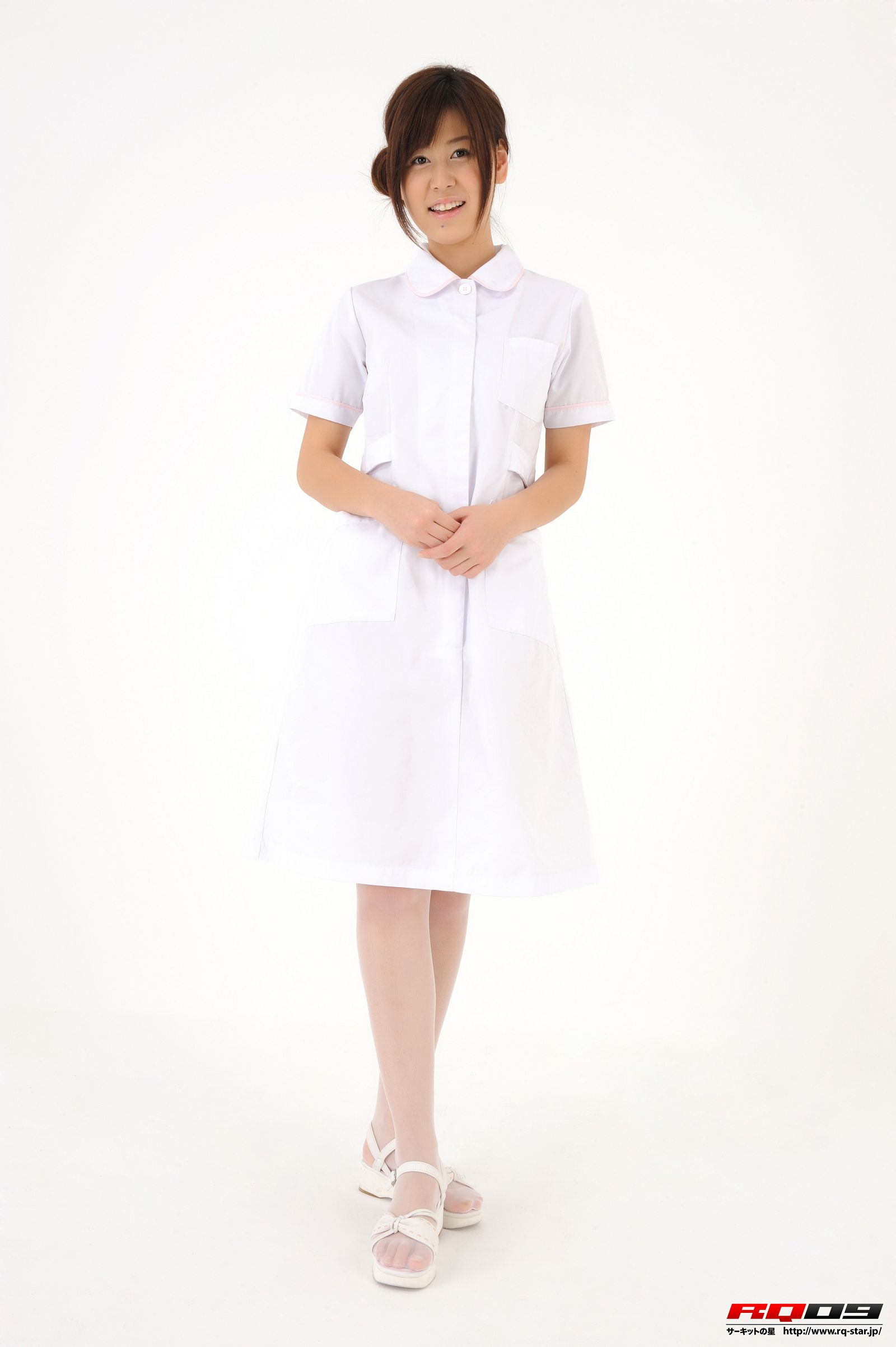 [RQ STAR美女] NO.0138 Airi Nagasaku 永作あいり Nurse Costume[40P] RQ STAR 第2张