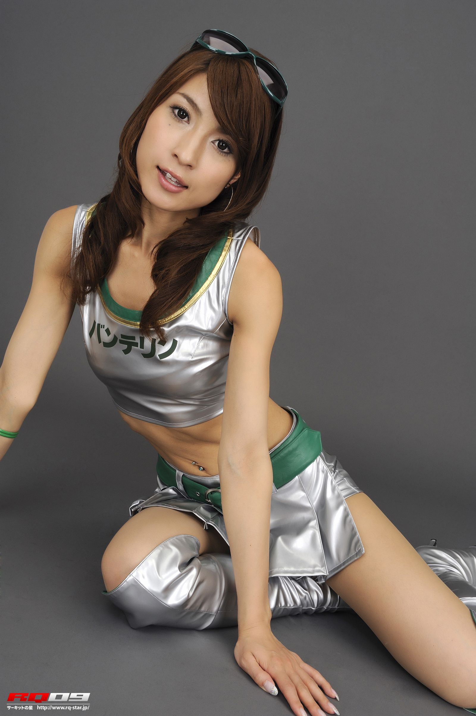 [RQ-STAR美女] NO.0151 Chisaki Takahashi 高橋千咲姫 Race Queen3