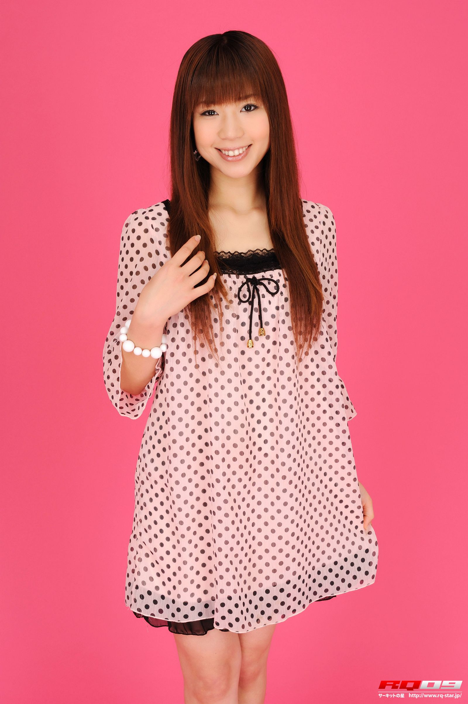 [RQ STAR美女] NO.0159 Yuko Momokawa 桃川祐子 Private Dress[75P] RQ STAR 第1张