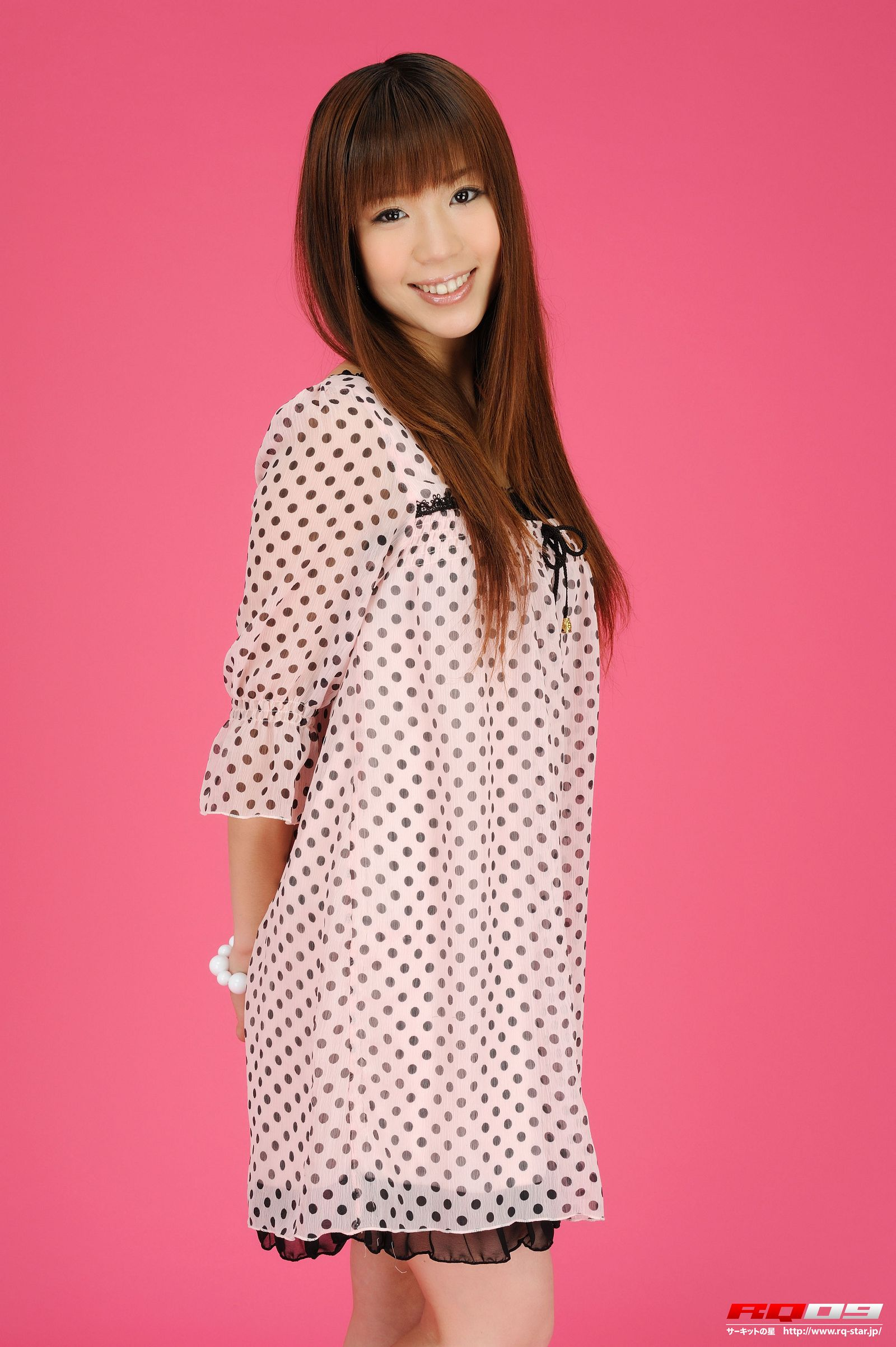 [RQ STAR美女] NO.0159 Yuko Momokawa 桃川祐子 Private Dress[75P] RQ STAR 第4张