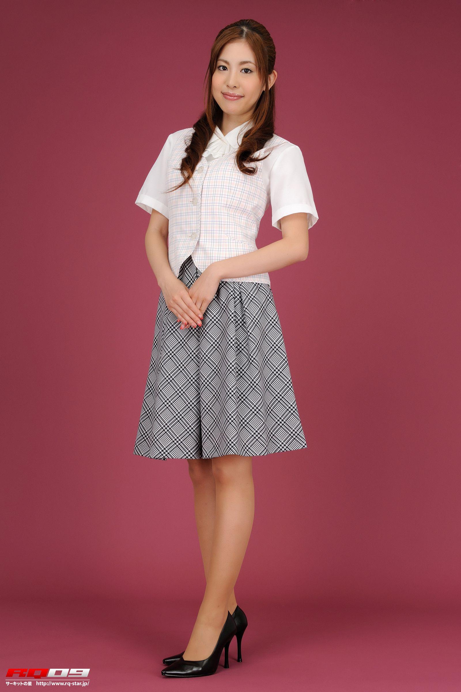[RQ STAR美女] NO.0160 Sayuri Kouda 幸田さゆり Office Lady[130P] RQ STAR 第1张