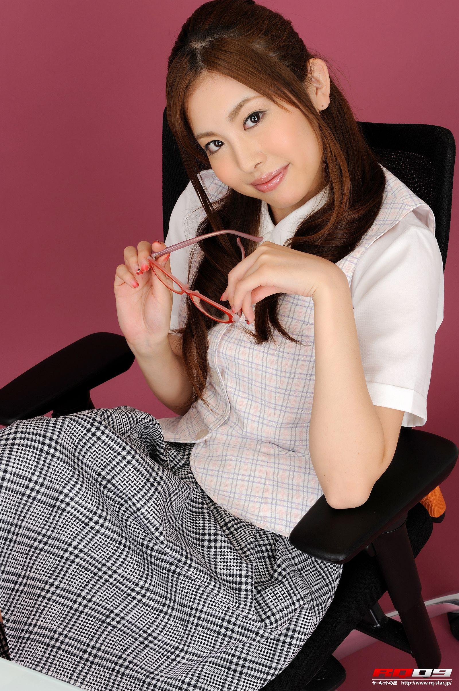 [RQ STAR美女] NO.0160 Sayuri Kouda 幸田さゆり Office Lady[130P] RQ STAR 第3张