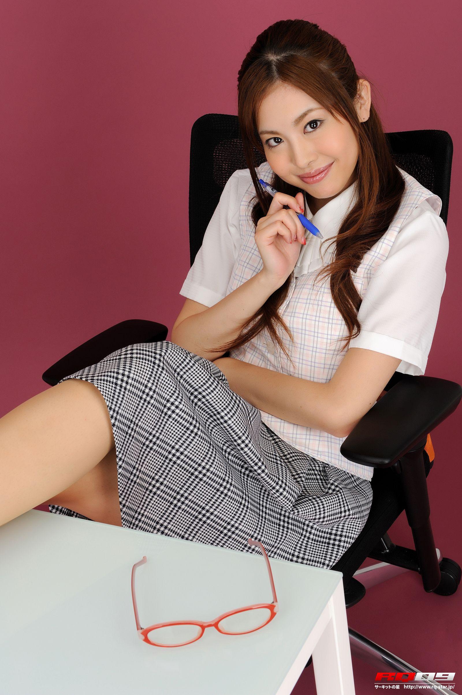 [RQ STAR美女] NO.0160 Sayuri Kouda 幸田さゆり Office Lady[130P] RQ STAR 第4张