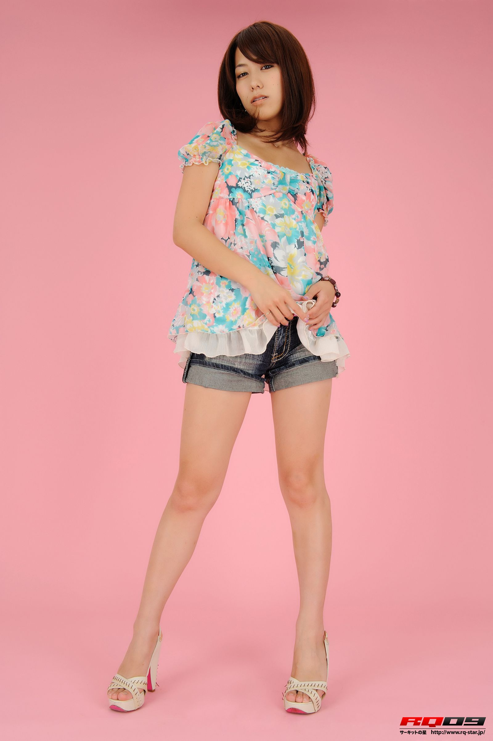 [RQ STAR美女] NO.0168 Misato Kashiwagi 柏木美里 Private Dress[101P] RQ STAR 第2张