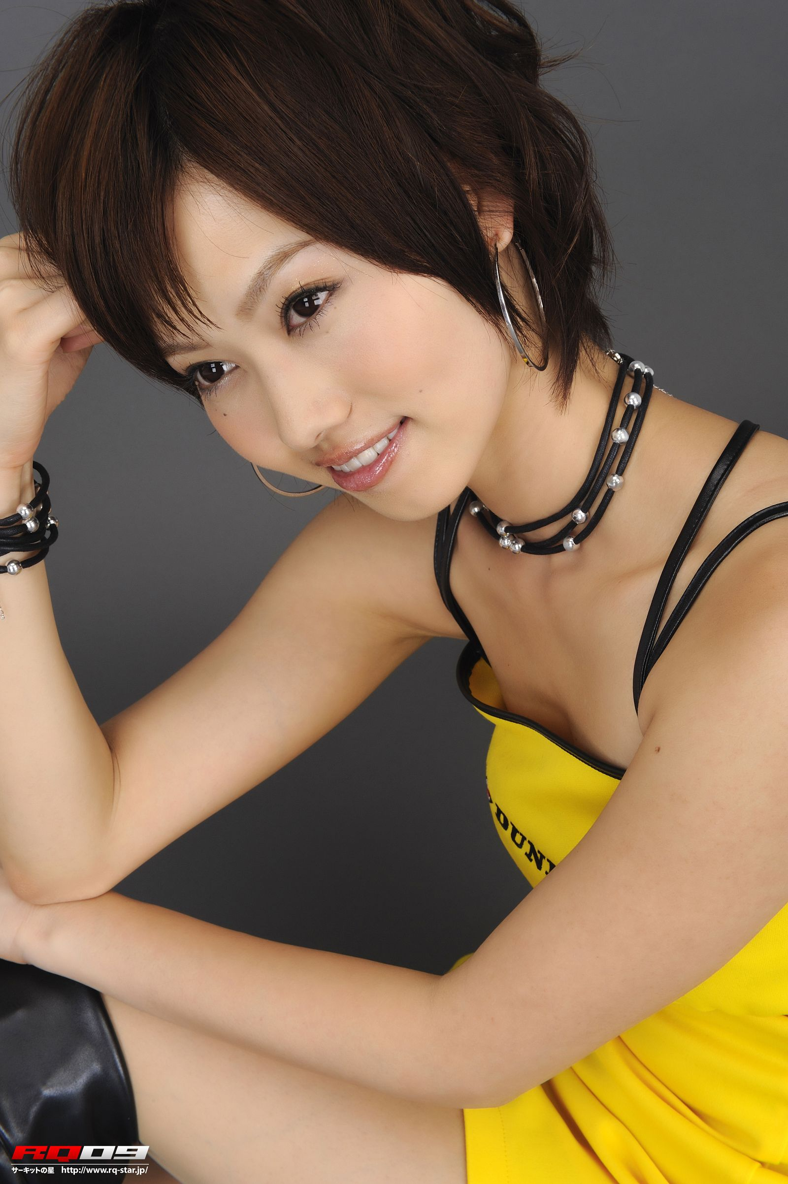[RQ STAR美女] NO.0170 Emiri Fujimura 藤村えみり Race Queen[120P] RQ STAR 第4张