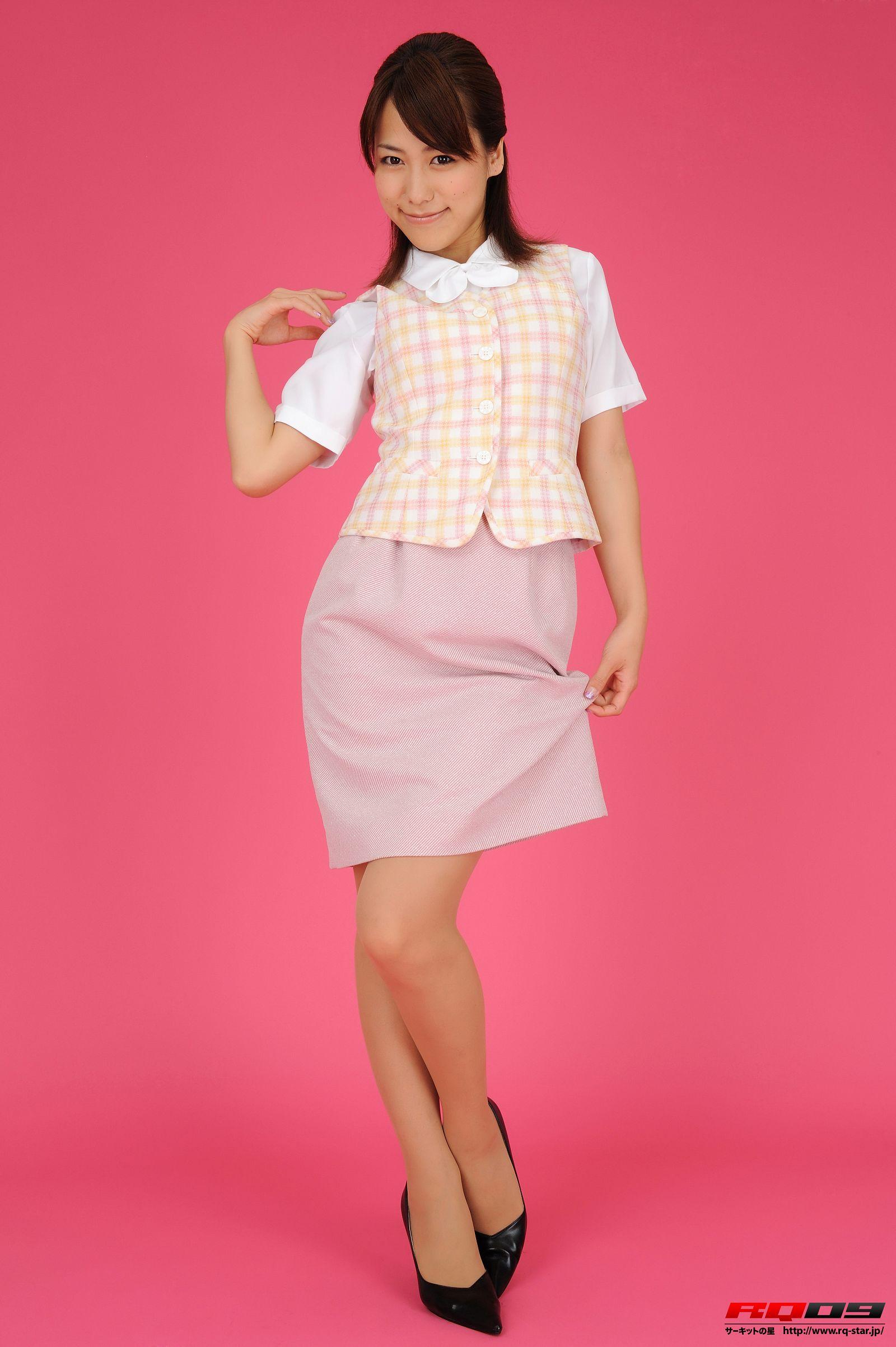 [RQ-STAR美女] NO.0178 Misato Kashiwagi 柏木美里 Office Lady0