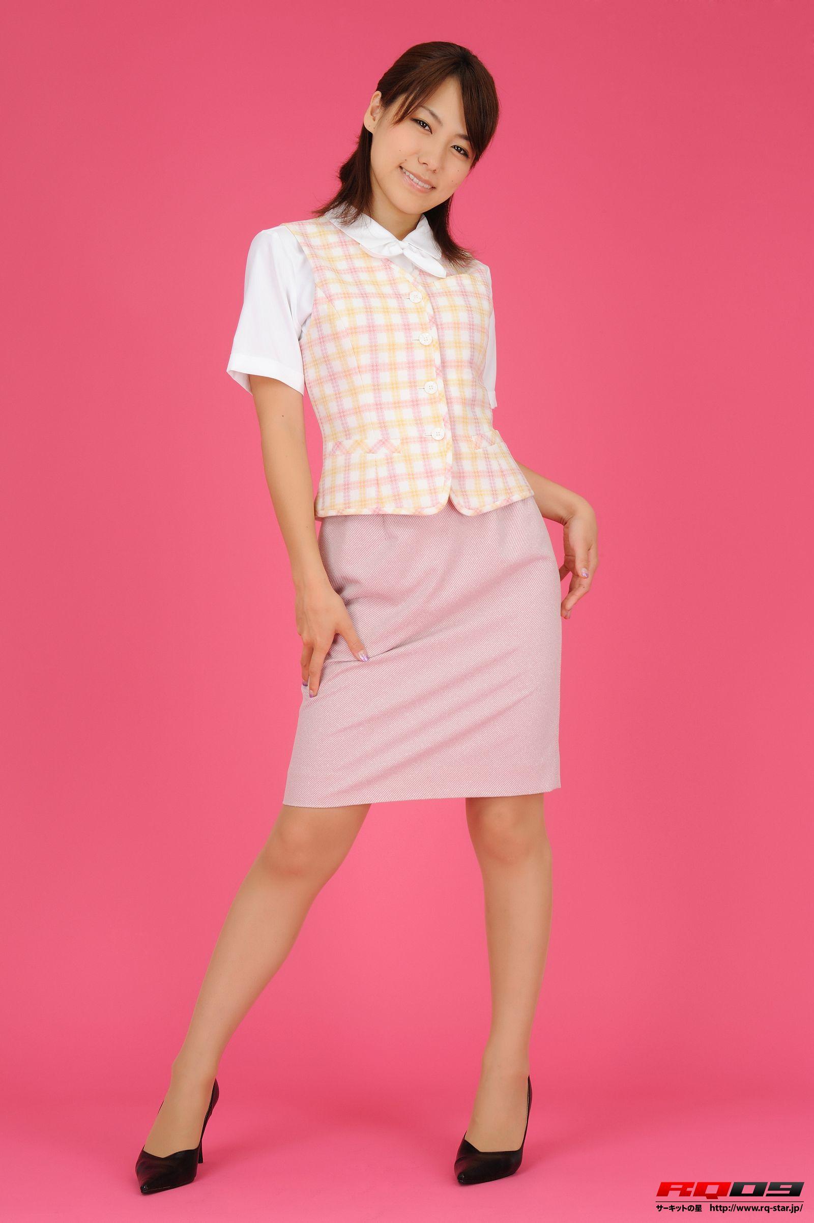 [RQ-STAR美女] NO.0178 Misato Kashiwagi 柏木美里 Office Lady1