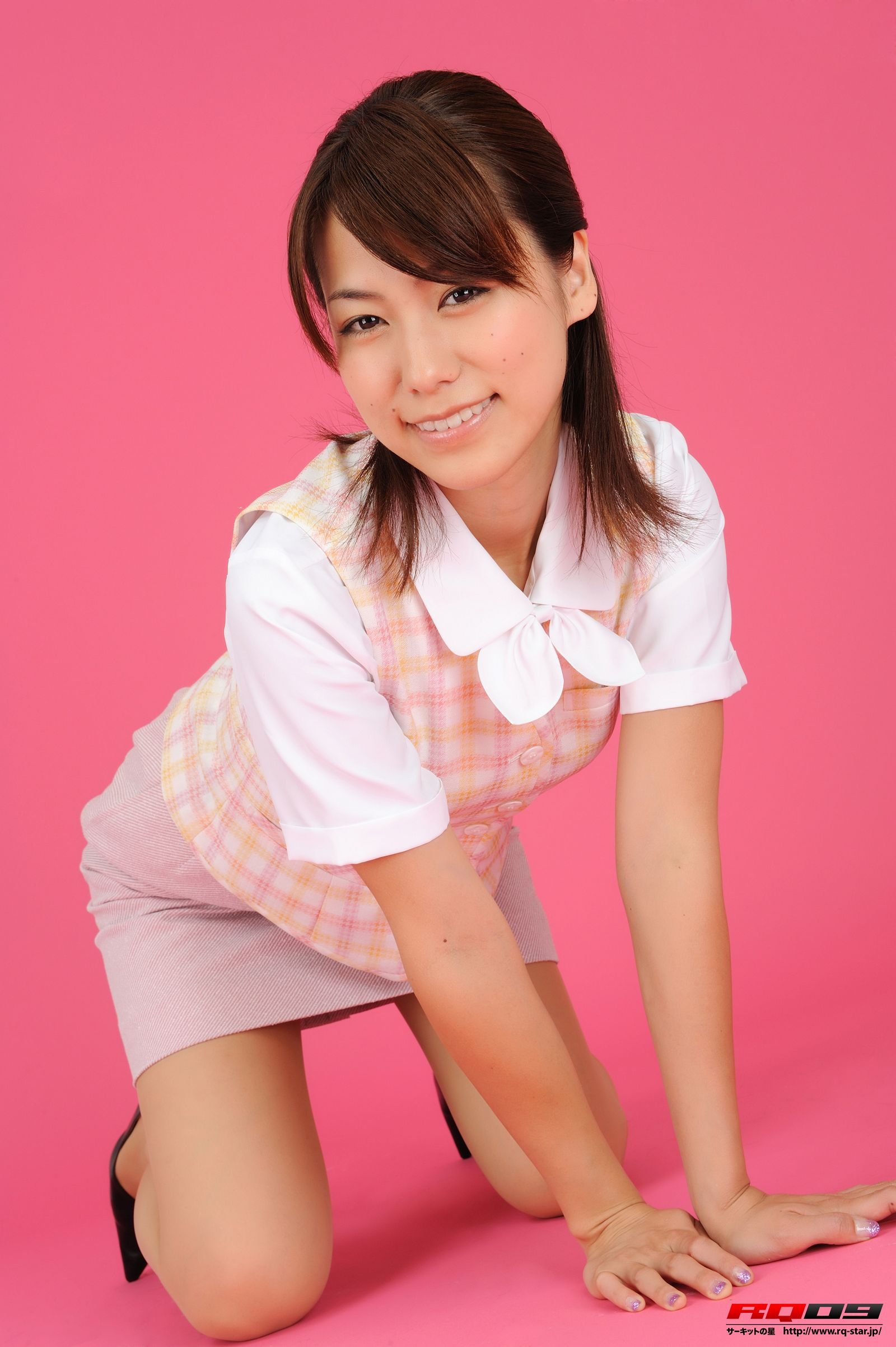 [RQ-STAR美女] NO.0178 Misato Kashiwagi 柏木美里 Office Lady3