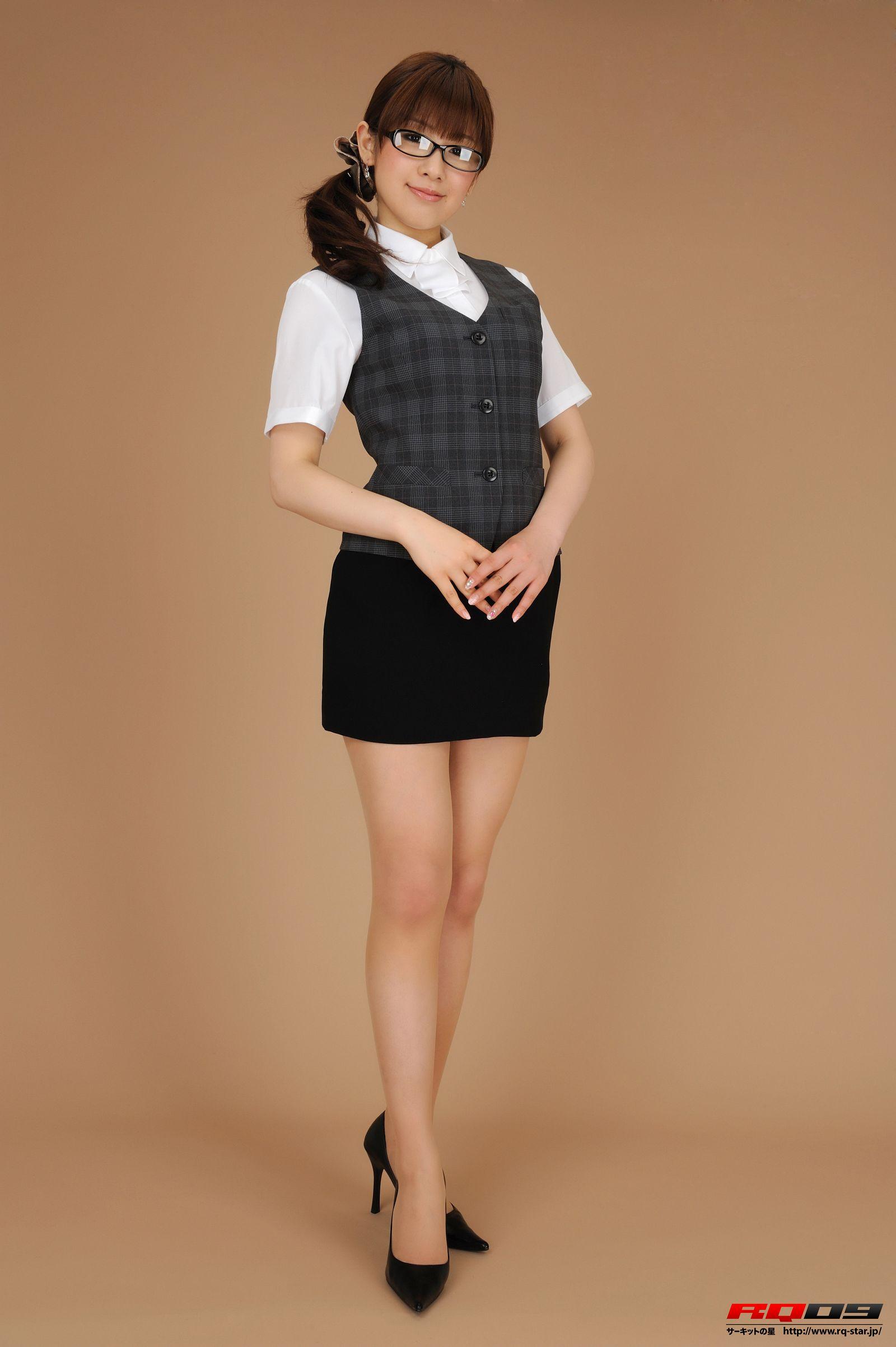 [RQ STAR美女] NO.0179 Chika Tohno 遠野千夏 Office Lady[120P] RQ STAR 第1张