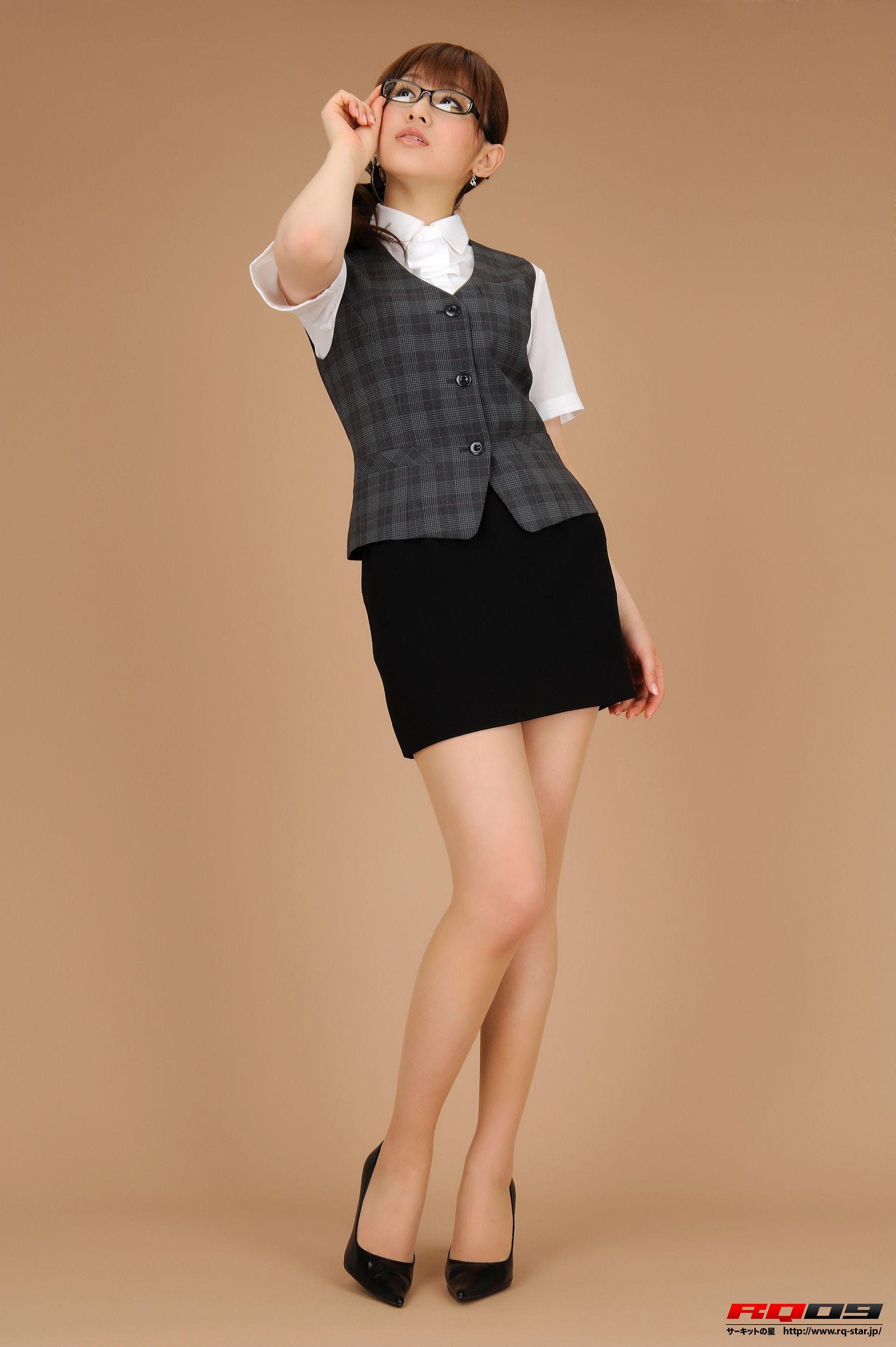 [RQ STAR美女] NO.0179 Chika Tohno 遠野千夏 Office Lady[120P] RQ STAR 第2张
