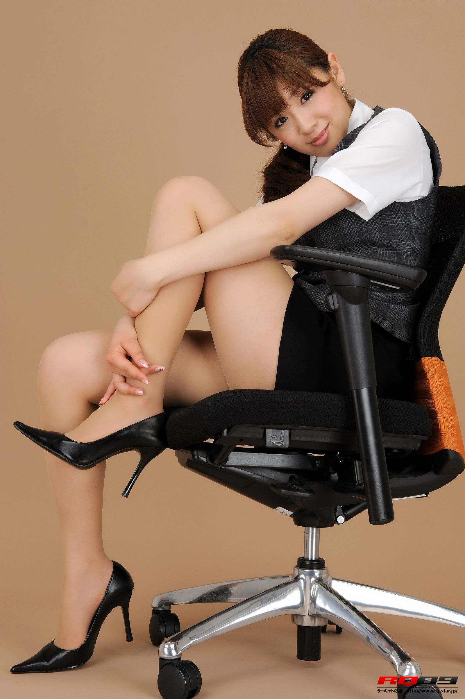 [RQ STAR美女] NO.0179 Chika Tohno 遠野千夏 Office Lady[120P] RQ STAR 第3张