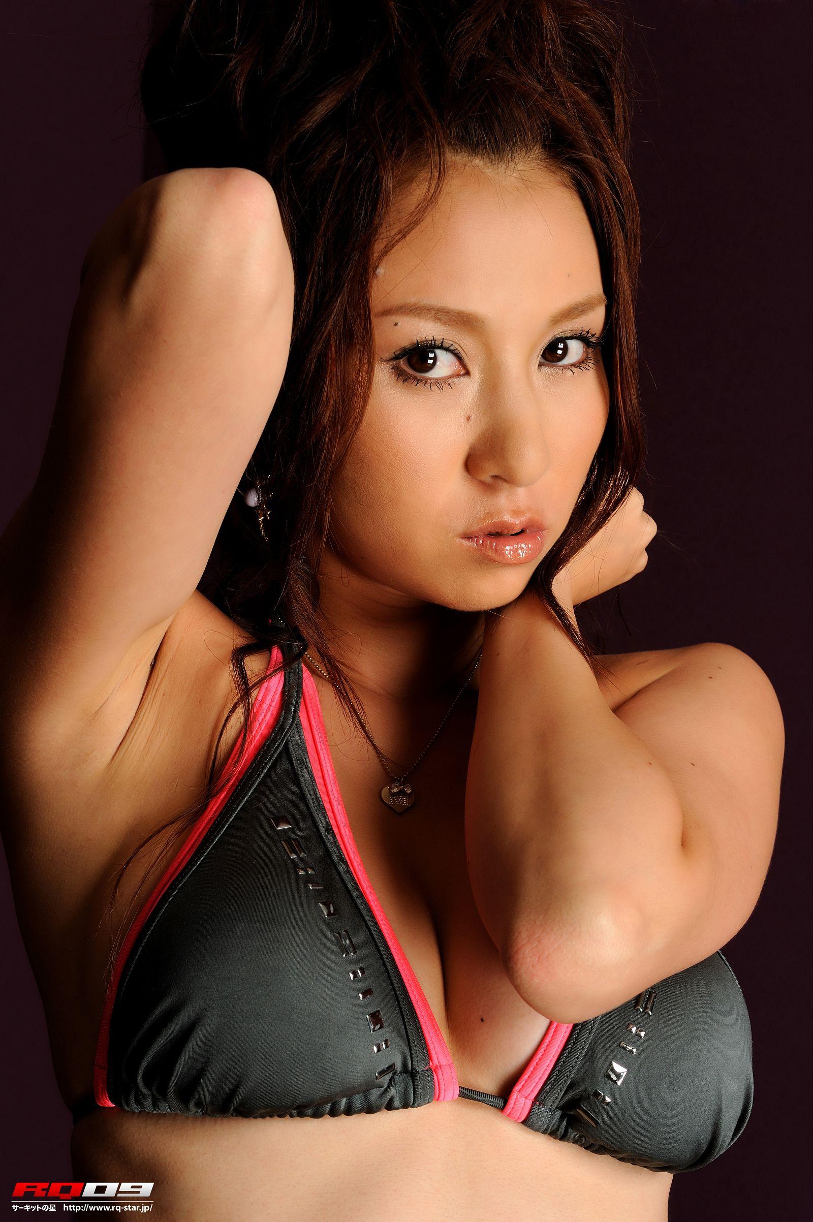 [RQ STAR美女] NO.0191 Megumi Yano 矢野めぐみ Swim Suits[72P] RQ STAR 第3张