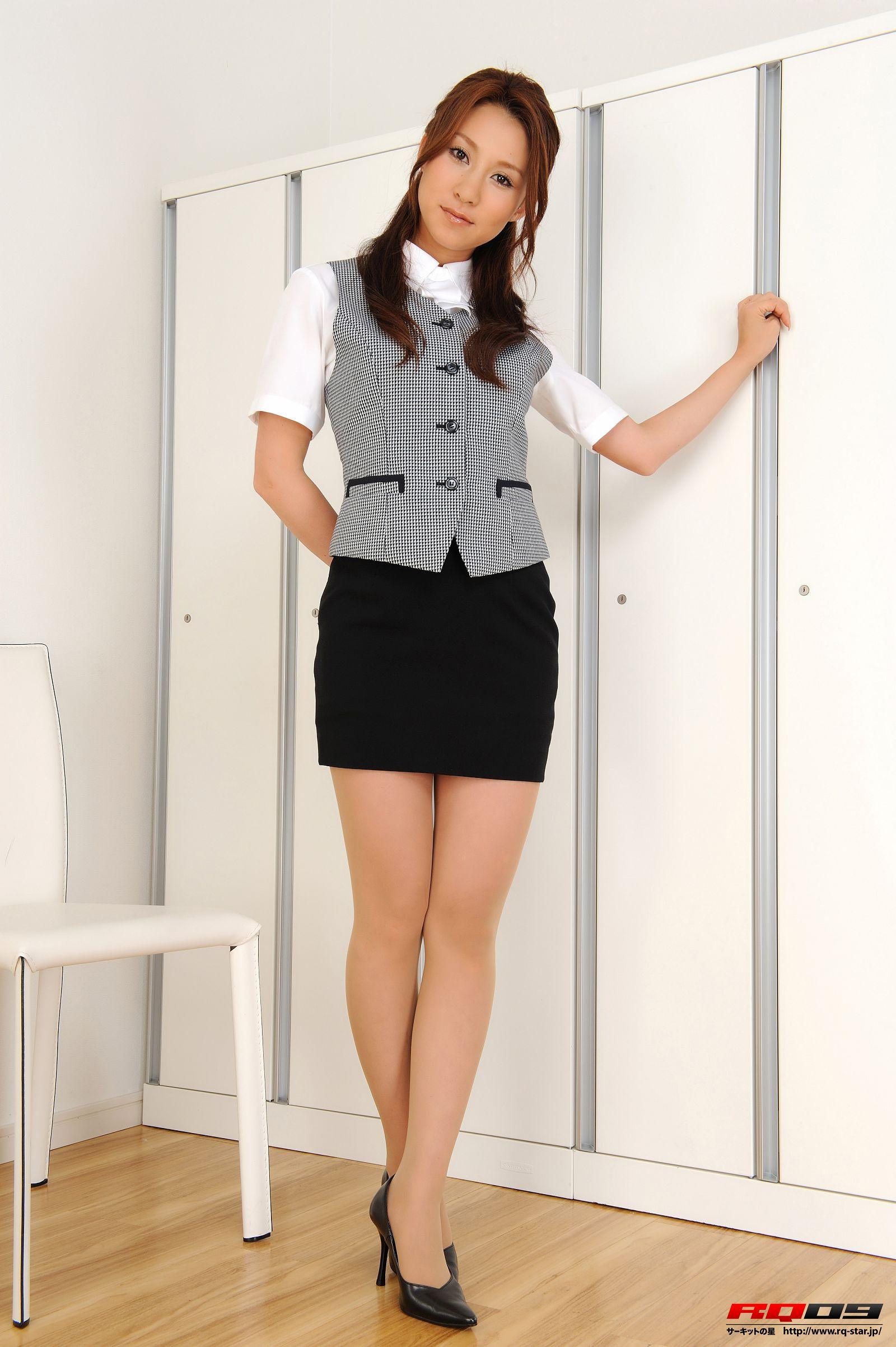 [RQ STAR美女] NO.0192 Megumi Yano 矢野めぐみ Office Lady[59P] RQ STAR 第1张