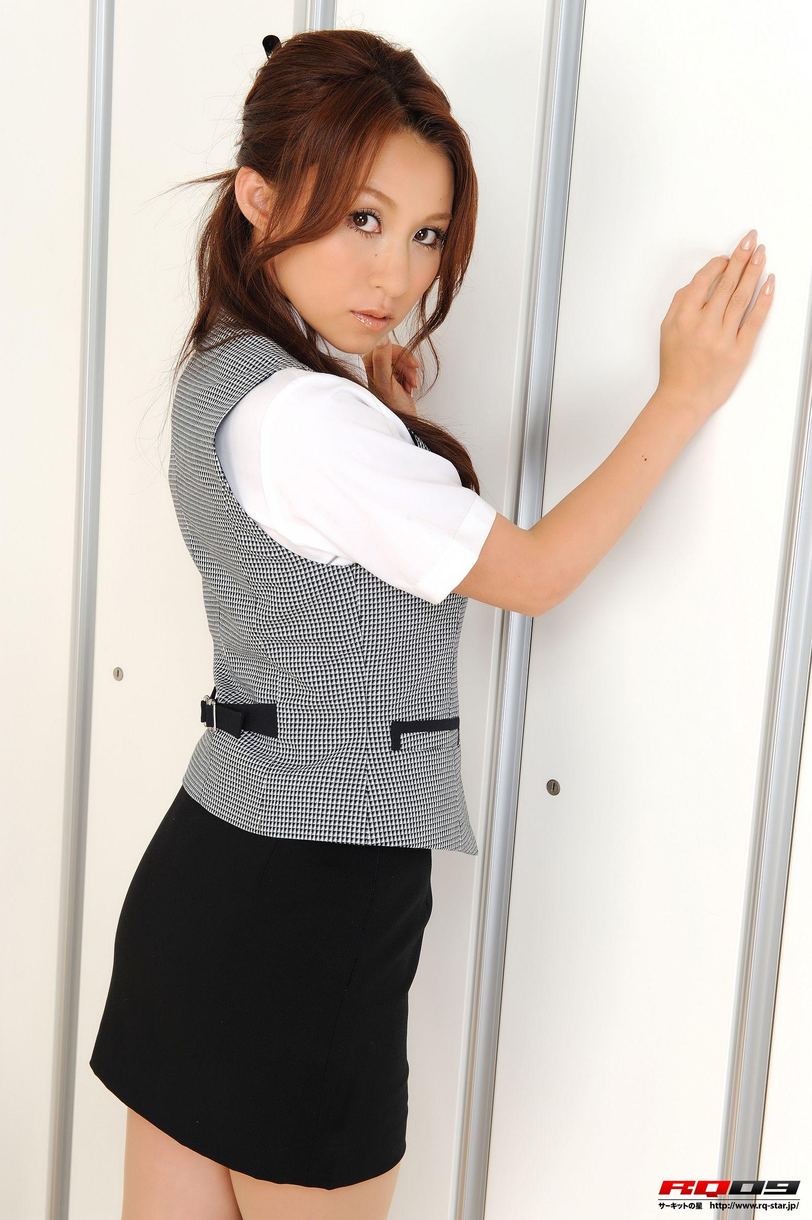 [RQ STAR美女] NO.0192 Megumi Yano 矢野めぐみ Office Lady[59P] RQ STAR 第4张