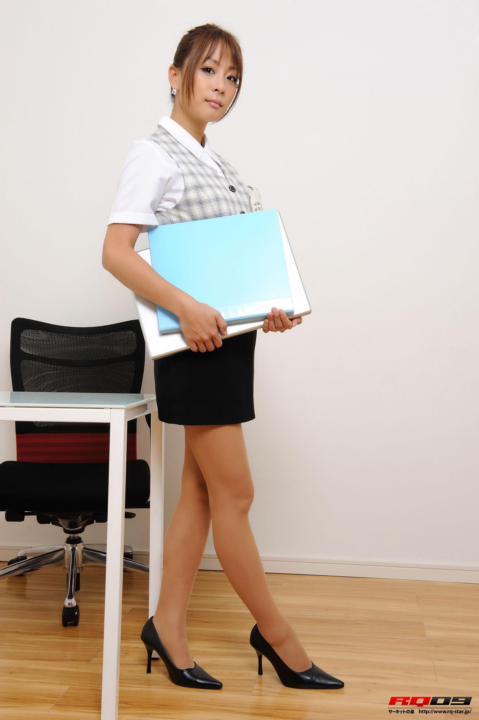 [RQ STAR美女] NO.0204 Yuuki Aikawa 相川友希 Office Lady[100P] RQ STAR 第3张