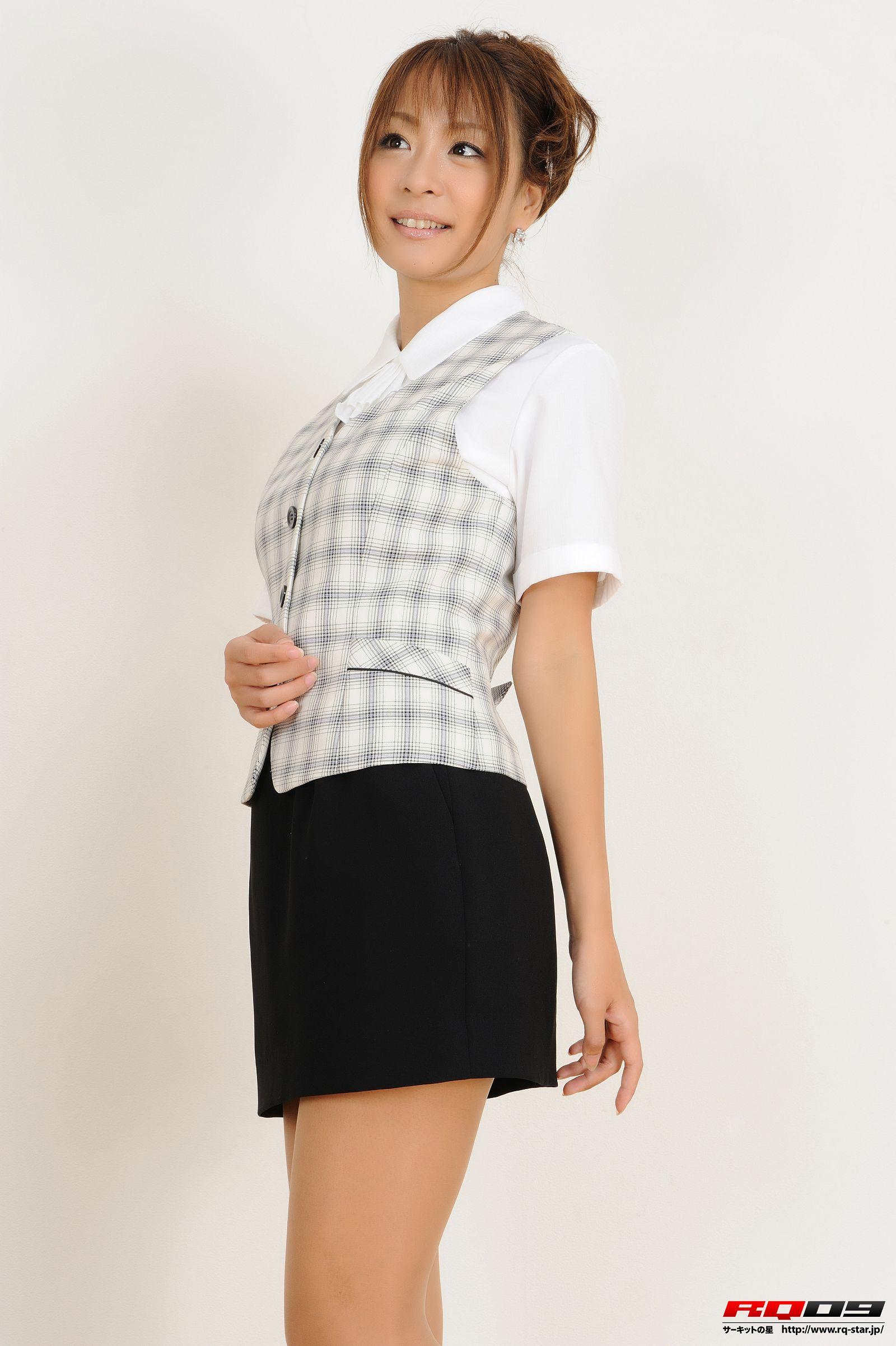 [RQ STAR美女] NO.0204 Yuuki Aikawa 相川友希 Office Lady[100P] RQ STAR 第4张