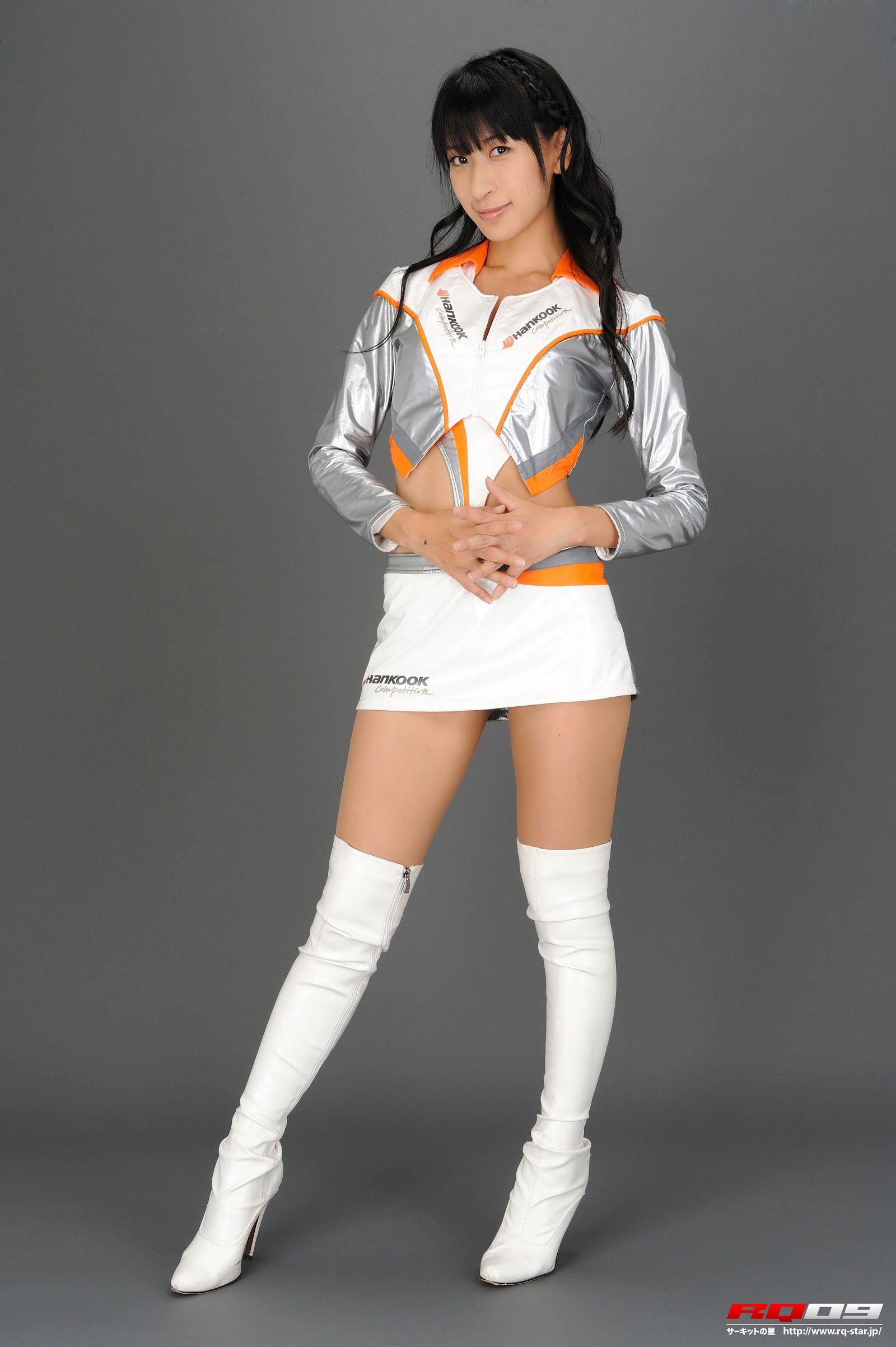 [RQ STAR美女] NO.0215 Hiroko Yoshino よしのひろこ Race Queen[108P] RQ STAR 第1张