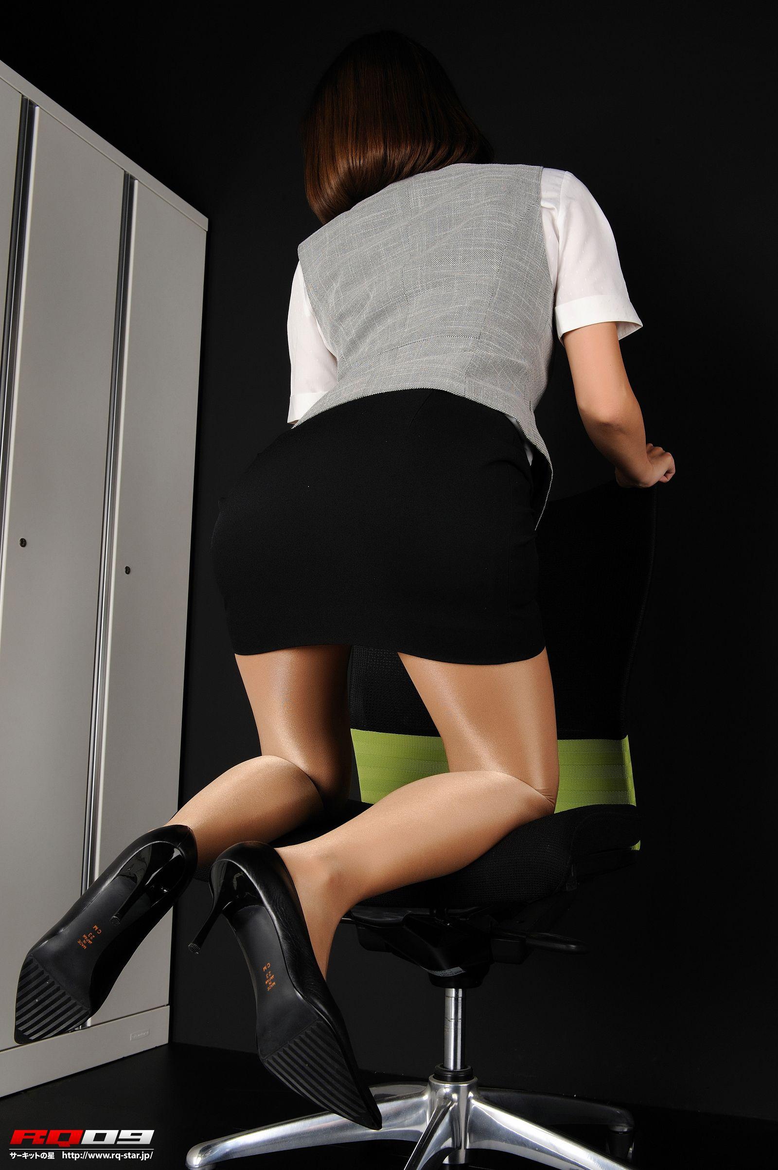 [RQ STAR美女] NO.0223 Erika Mostardini モスタルディーニエリカ Office Lady[110P] RQ STAR 第4张